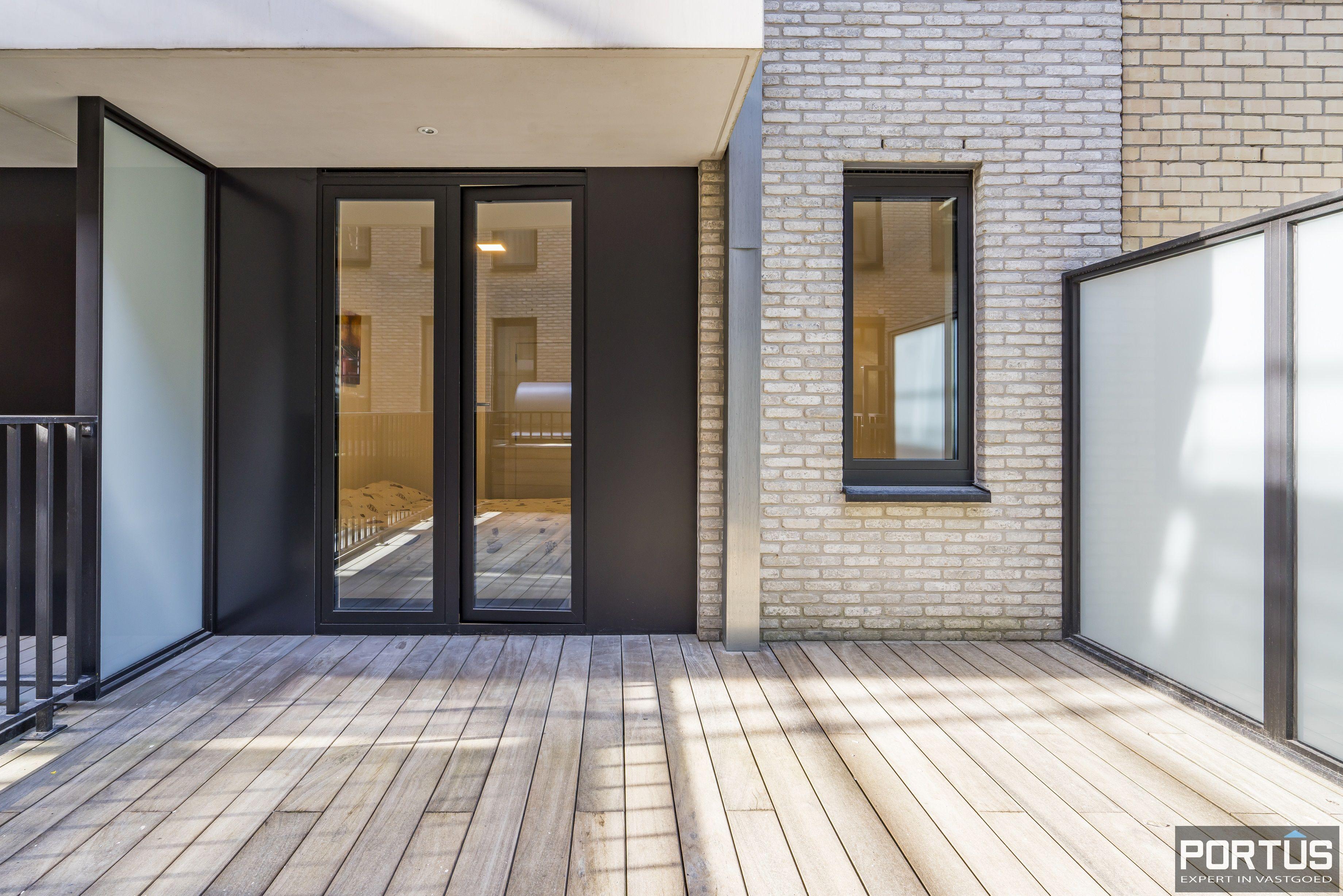 Recent appartement te koop te Nieuwpoort met frontaal zeezicht - 13047