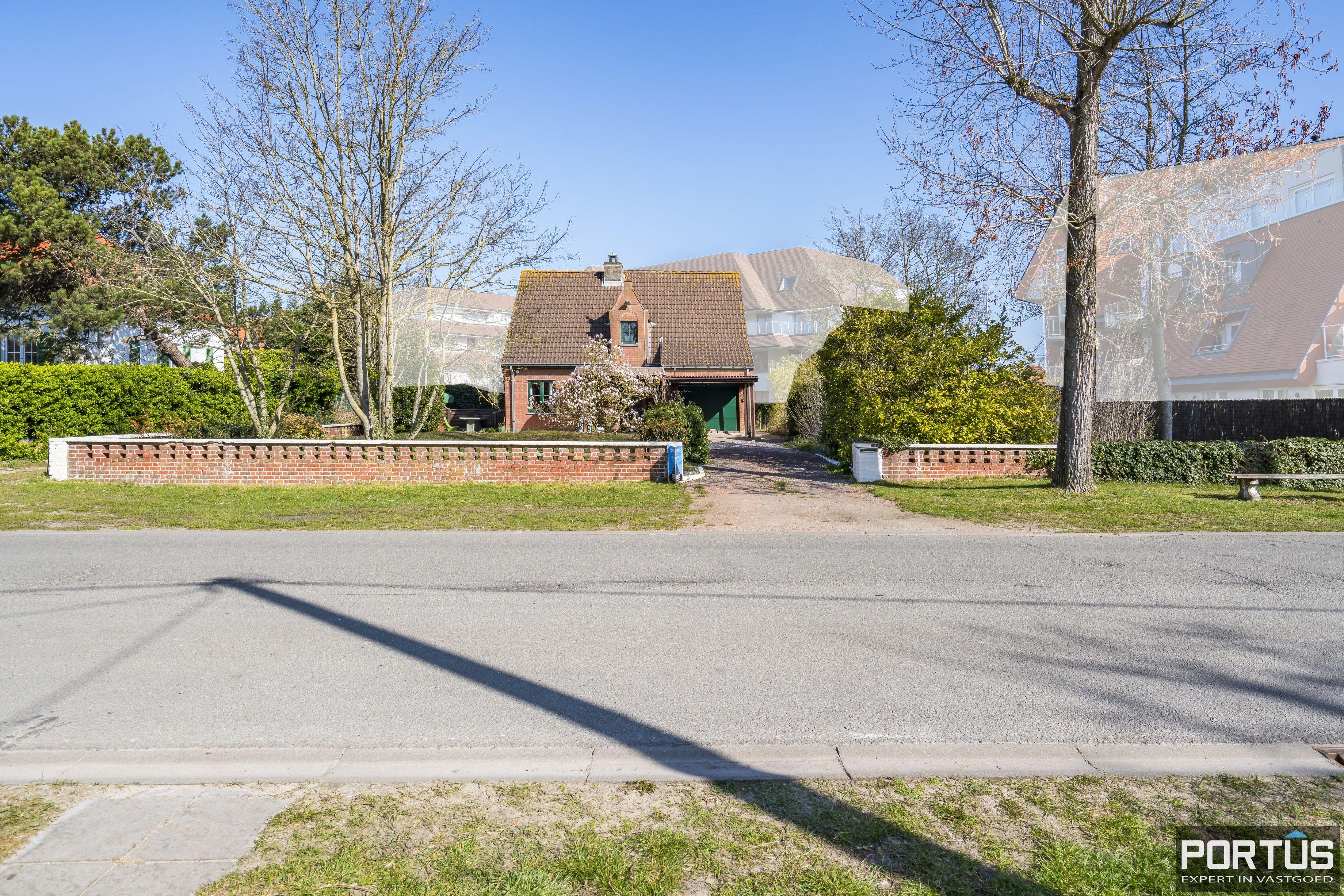Villa te koop met 3 slaapkamers te Nieuwpoort - 13073