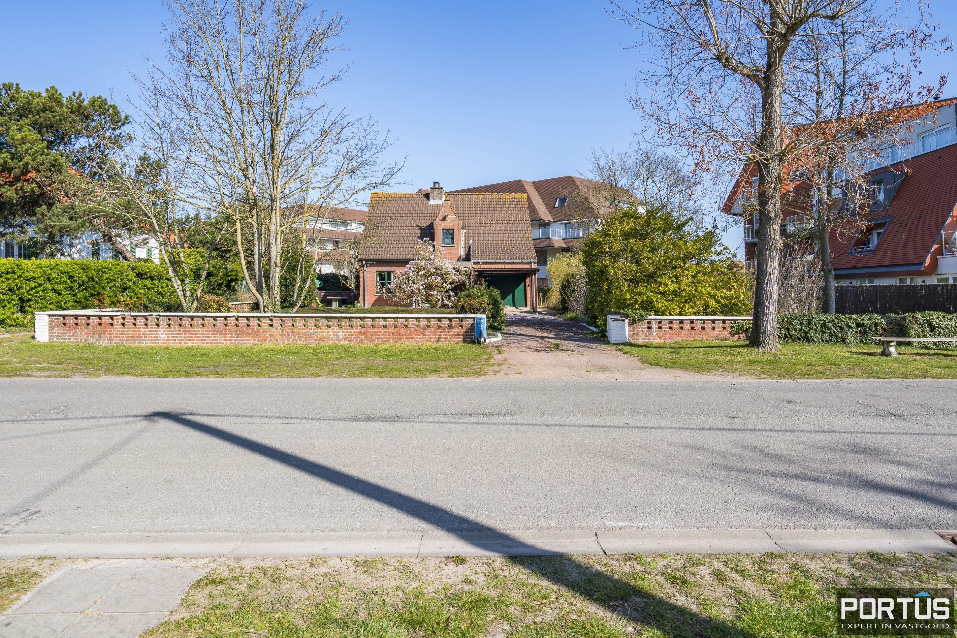 Villa te koop met 3 slaapkamers te Nieuwpoort - 13095