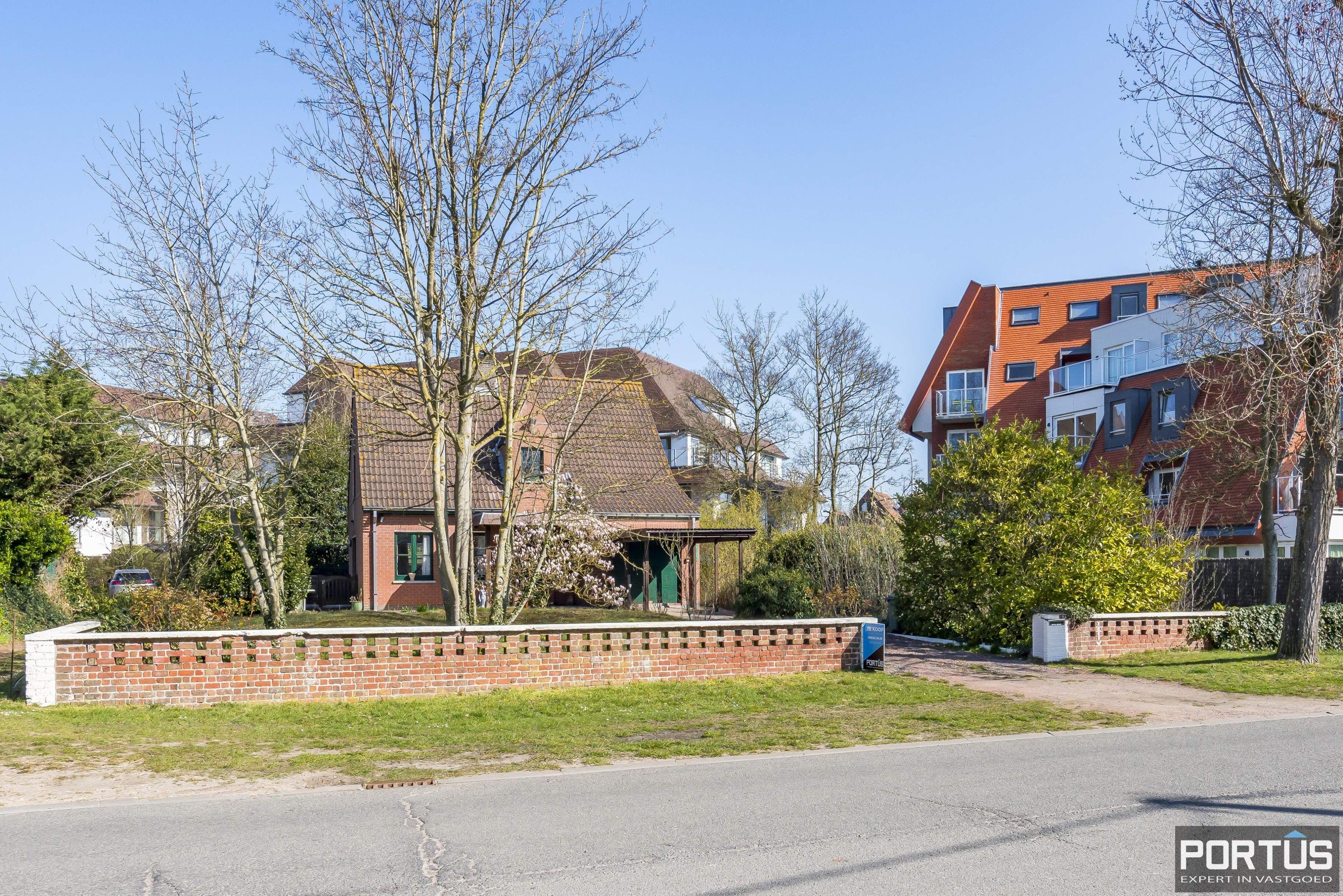 Villa te koop met 3 slaapkamers te Nieuwpoort - 13096