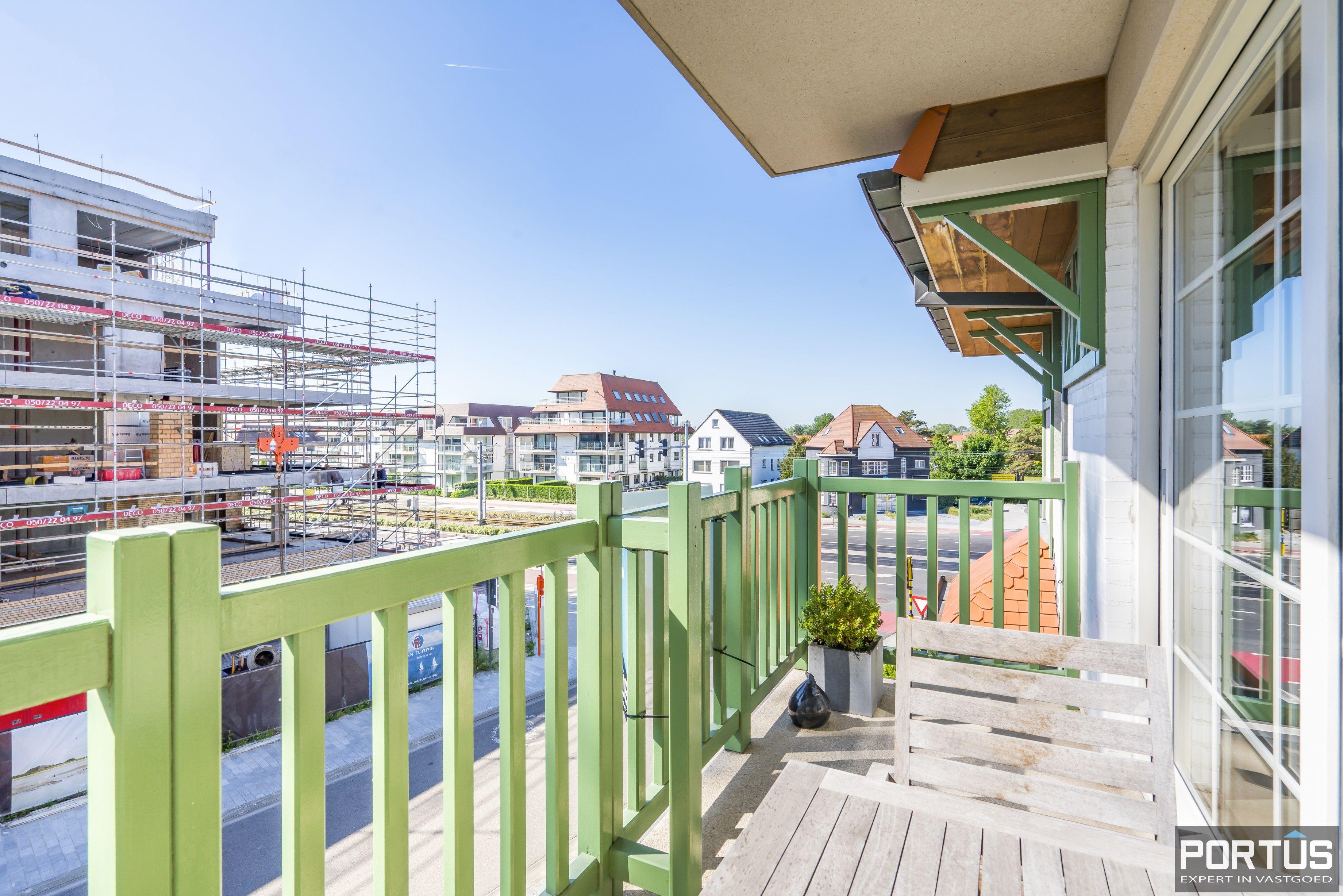 Instapklaar appartement met slaapkamer en slaaphoek te koop te Nieuwpoort - 13104