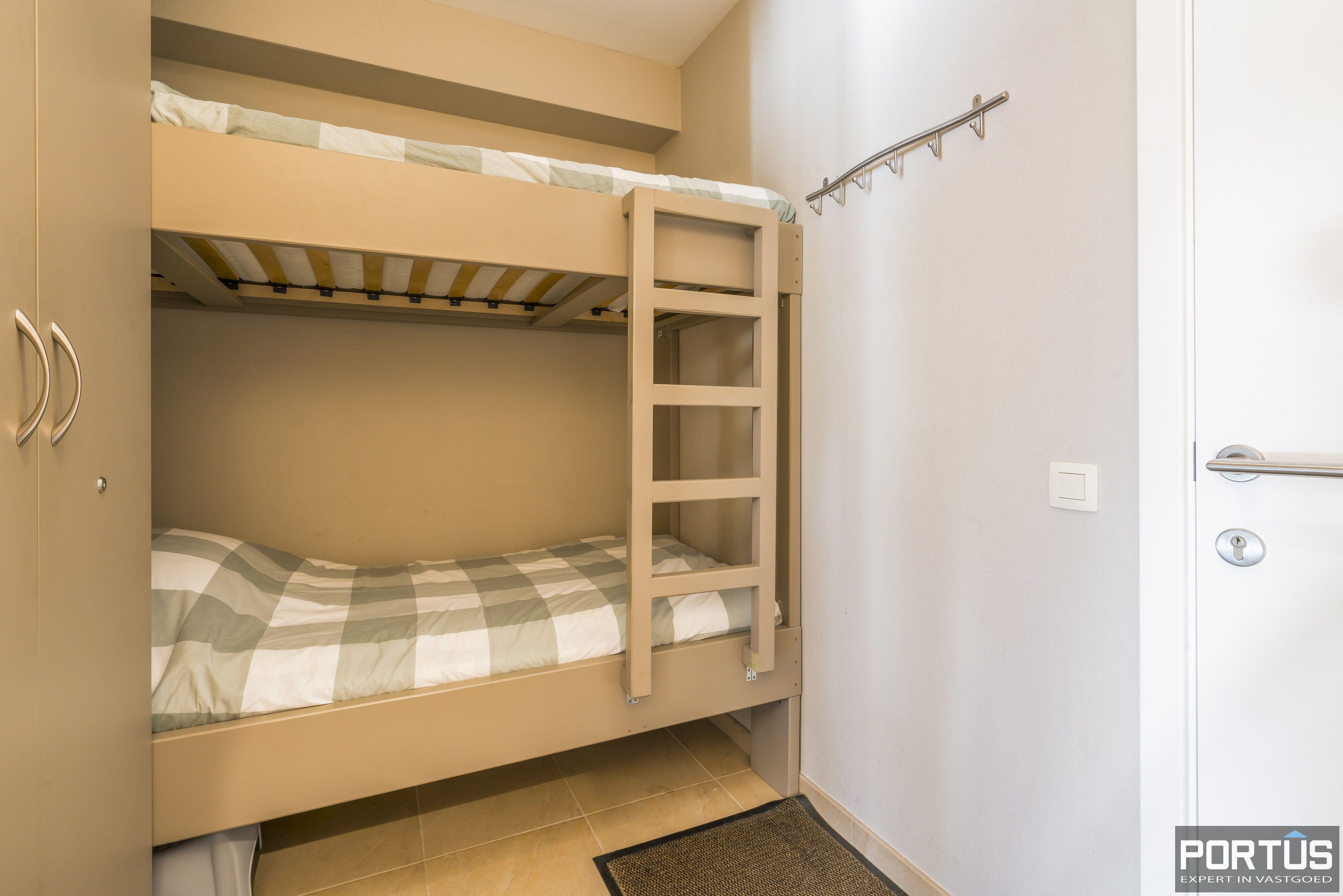 Instapklaar appartement met slaapkamer en slaaphoek te koop te Nieuwpoort - 13107