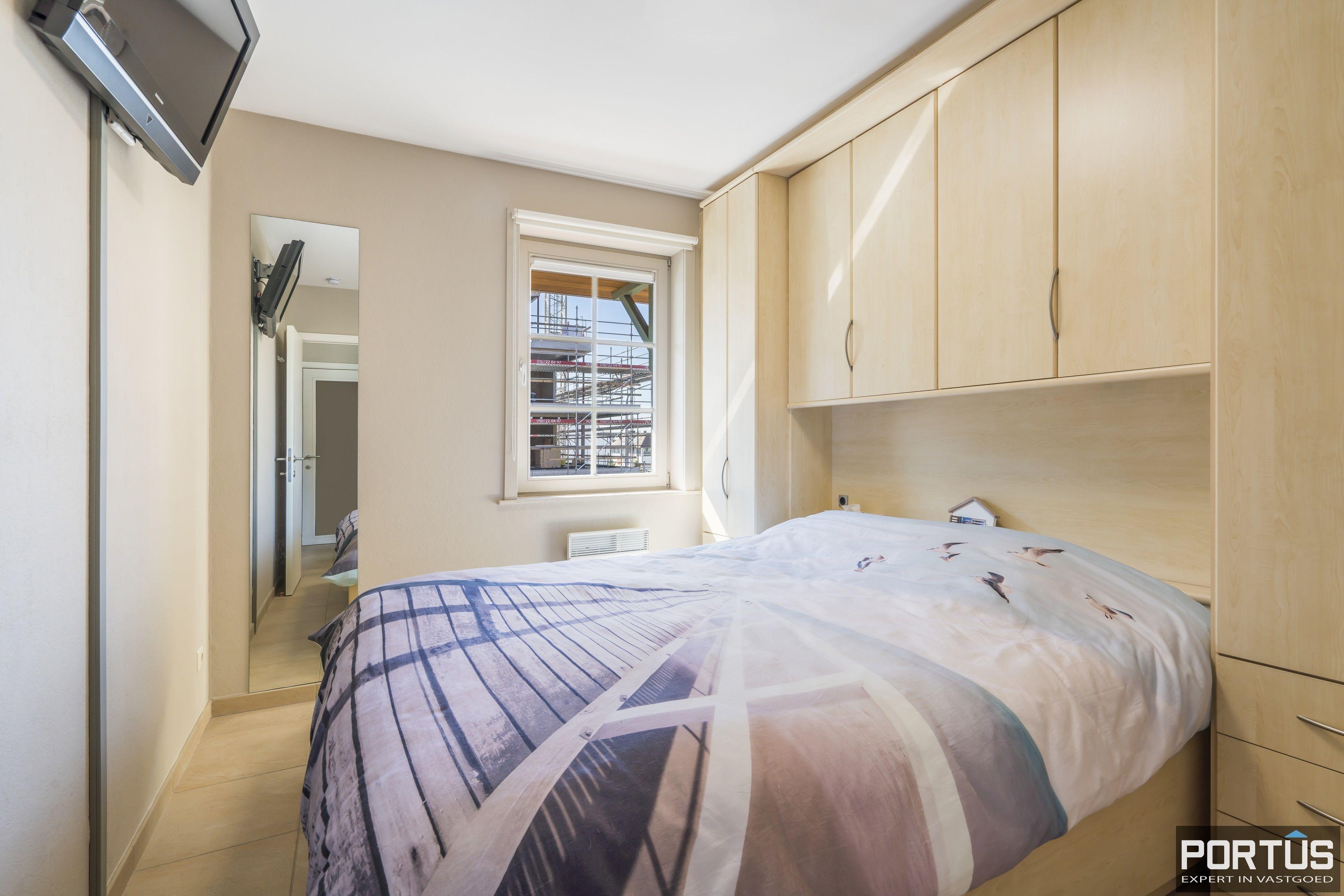 Instapklaar appartement met slaapkamer en slaaphoek te koop te Nieuwpoort - 13108