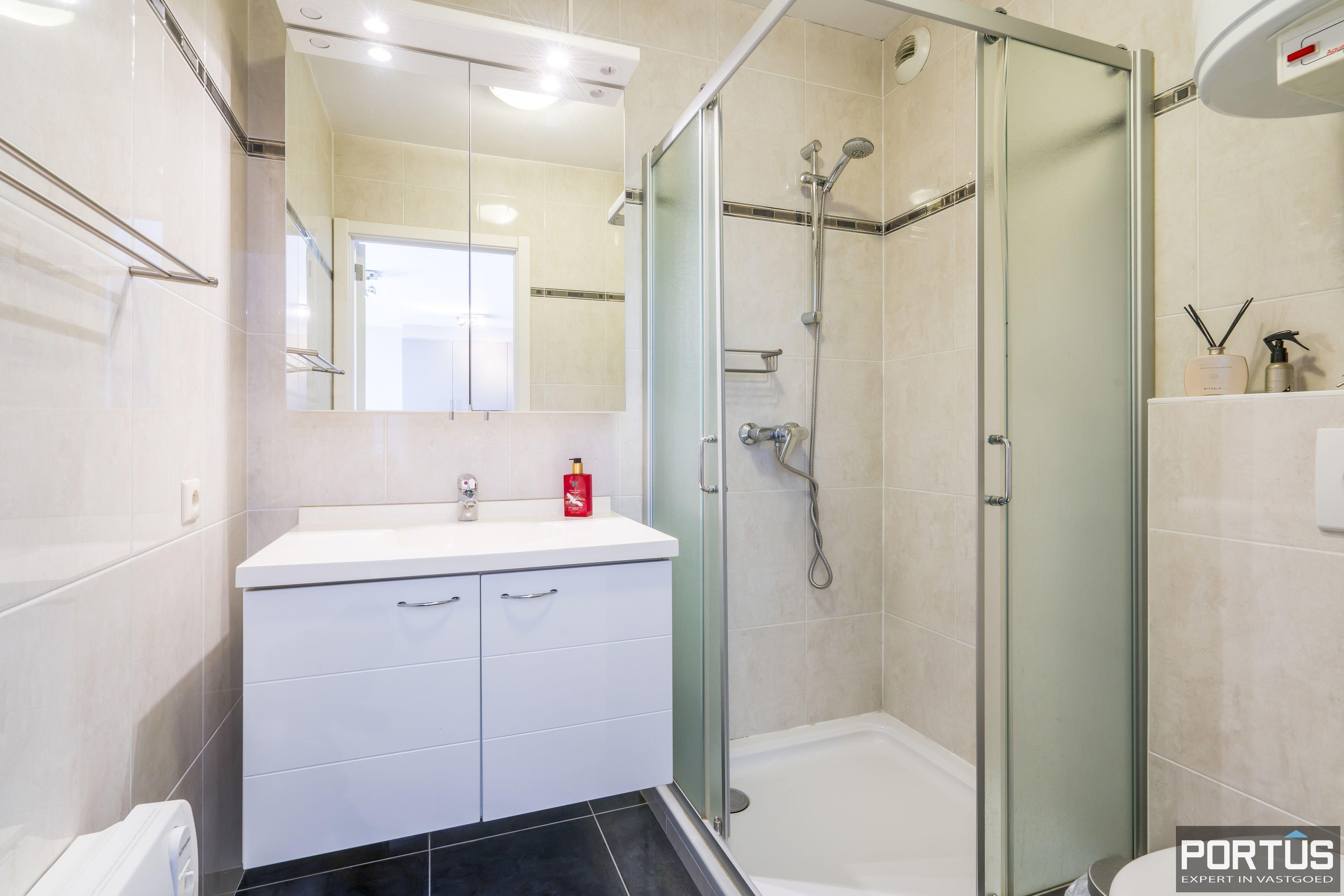 Instapklaar appartement met slaapkamer en slaaphoek te koop te Nieuwpoort - 13109
