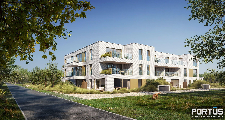 Nieuwbouwappartement te koop residentie Villa Duchamp - 13259