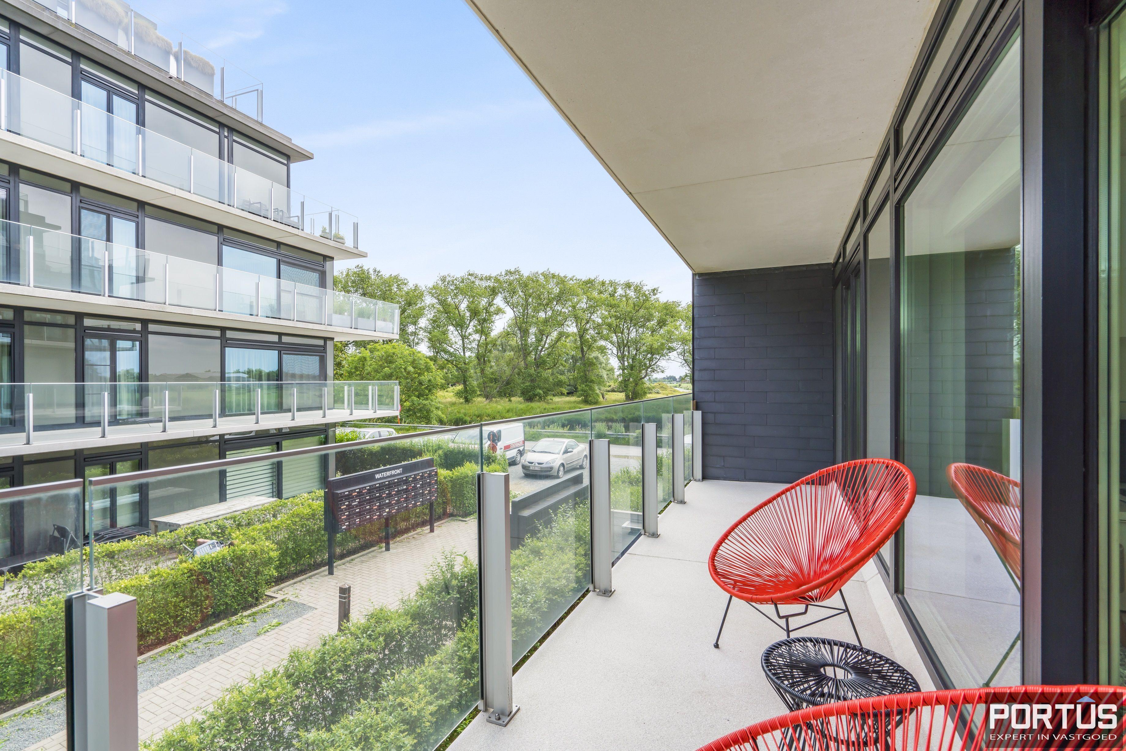 Instapklaar appartement te koop in Residentie Waterfront te Nieuwpoort