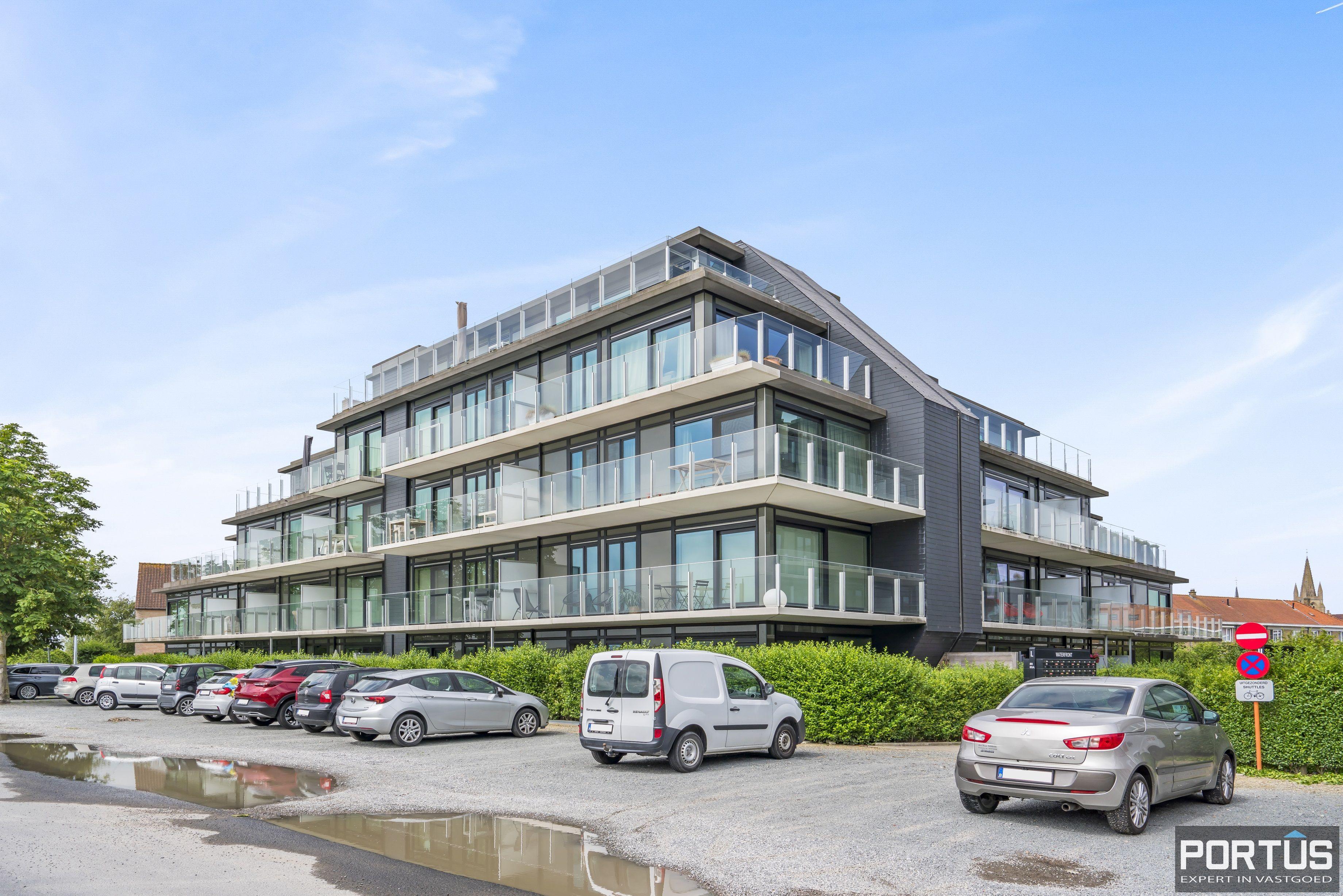 Instapklaar appartement te koop in Residentie Waterfront te Nieuwpoort  - 13293