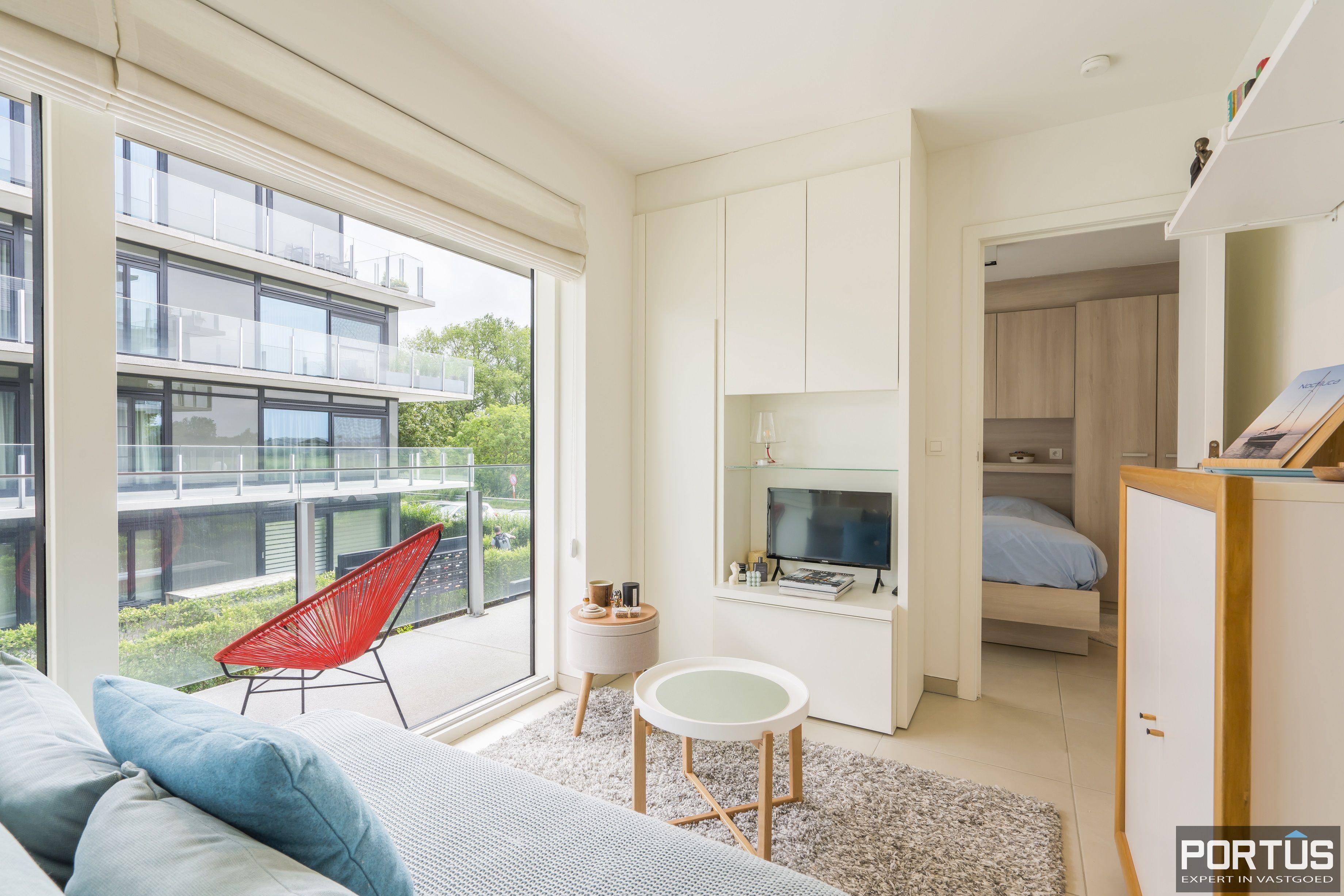 Instapklaar appartement te koop in Residentie Waterfront te Nieuwpoort  - 13295