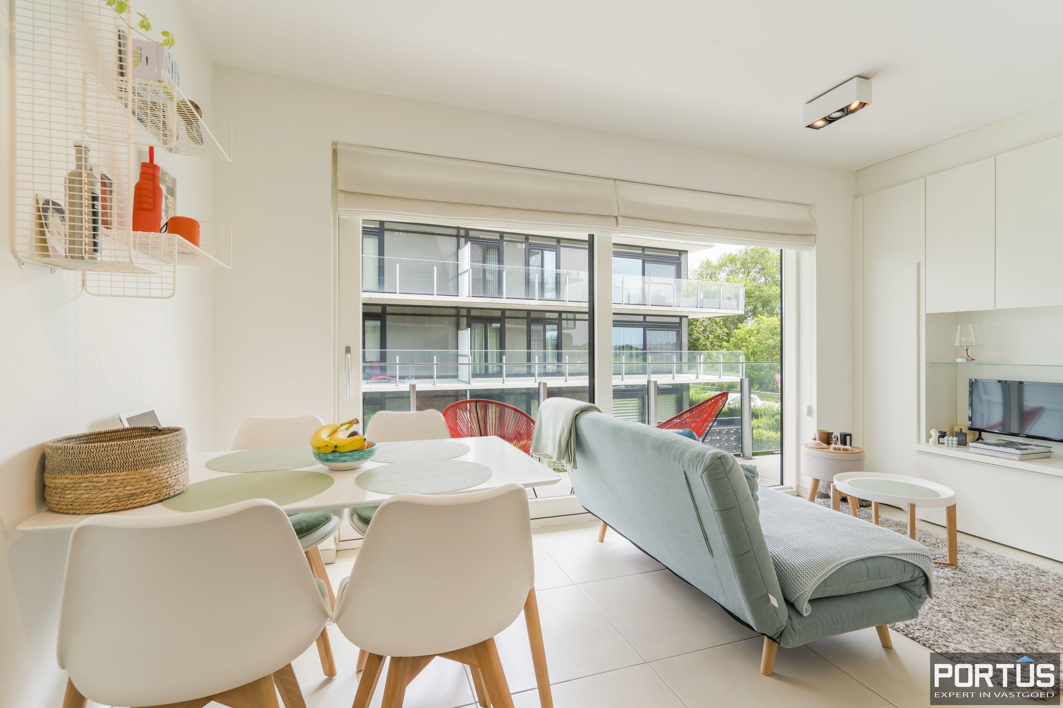Instapklaar appartement te koop in Residentie Waterfront te Nieuwpoort  - 13297