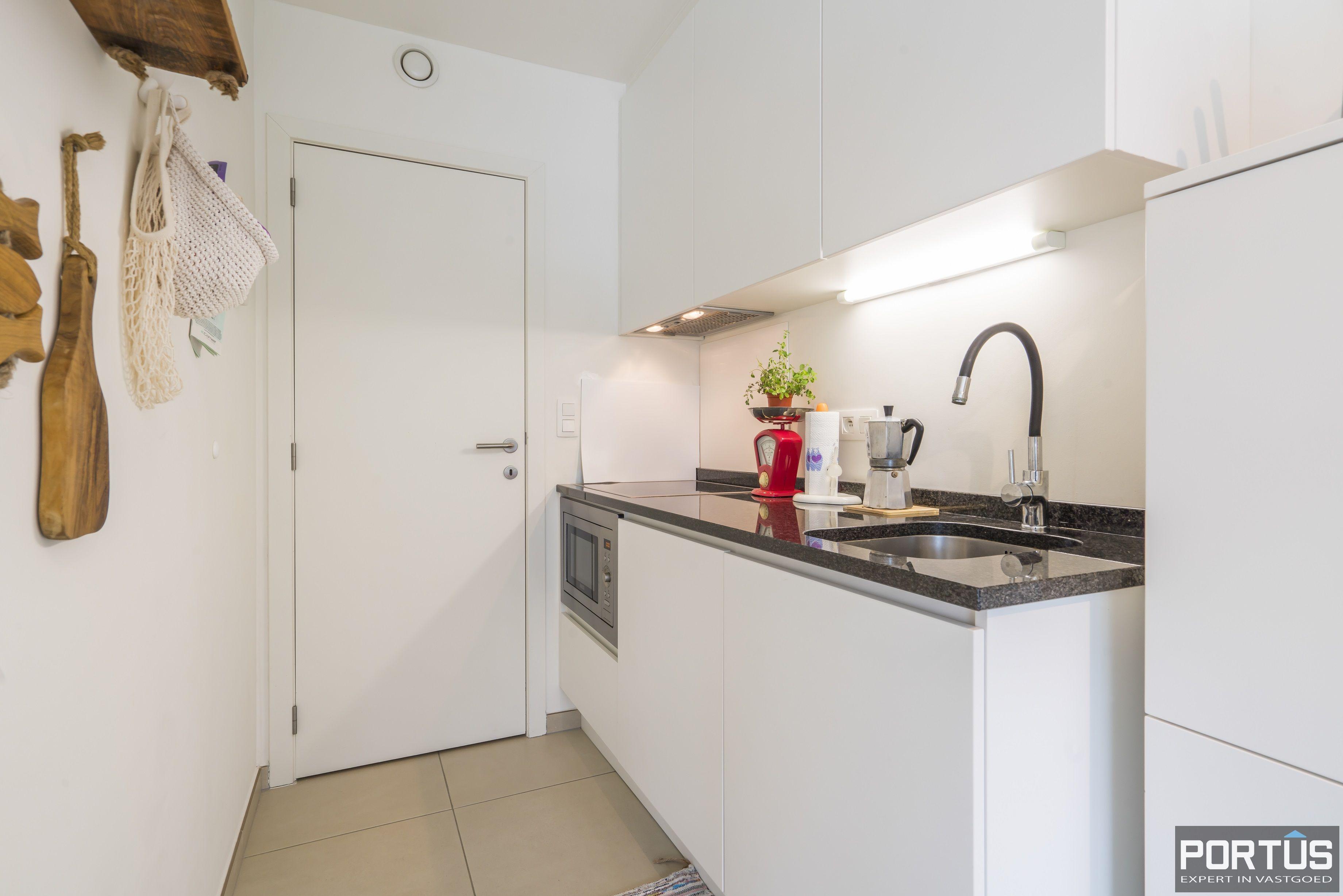 Instapklaar appartement te koop in Residentie Waterfront te Nieuwpoort  - 13298