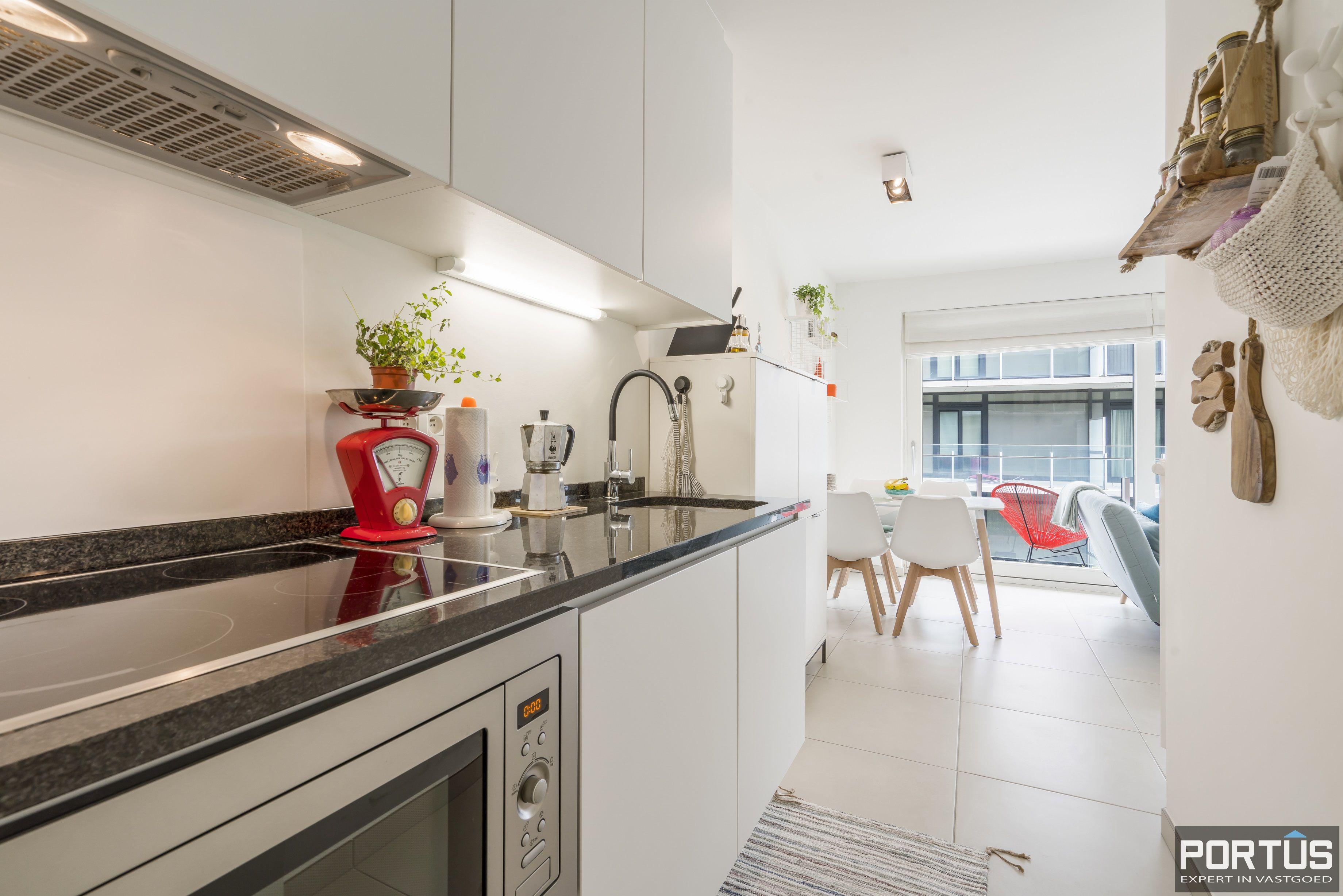 Instapklaar appartement te koop in Residentie Waterfront te Nieuwpoort  - 13299