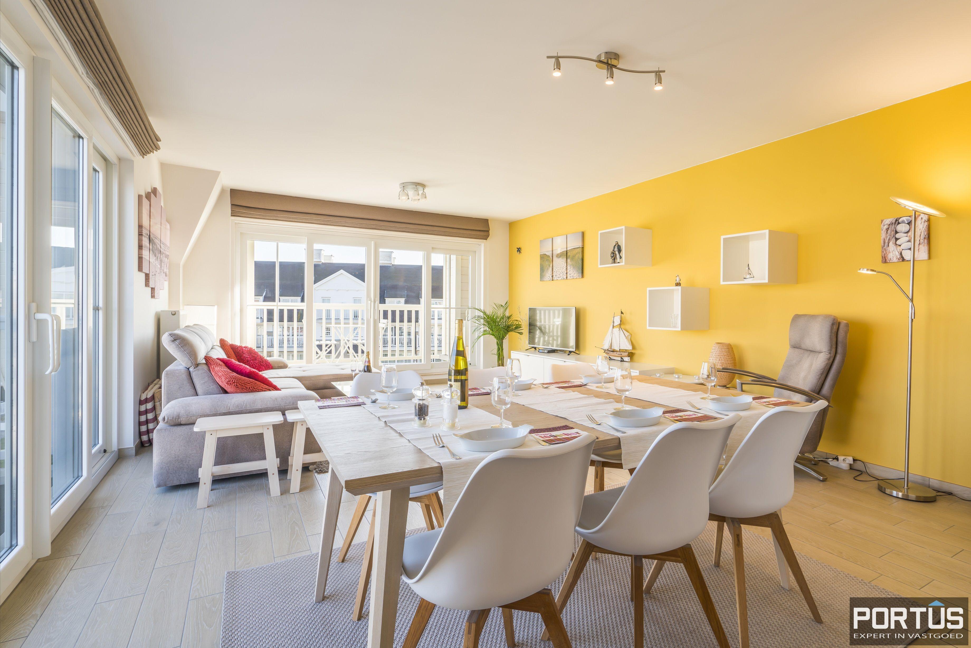 Instapklaar appartement te koop met prachtig zicht op Maritiem park te Nieuwpoort - 13305
