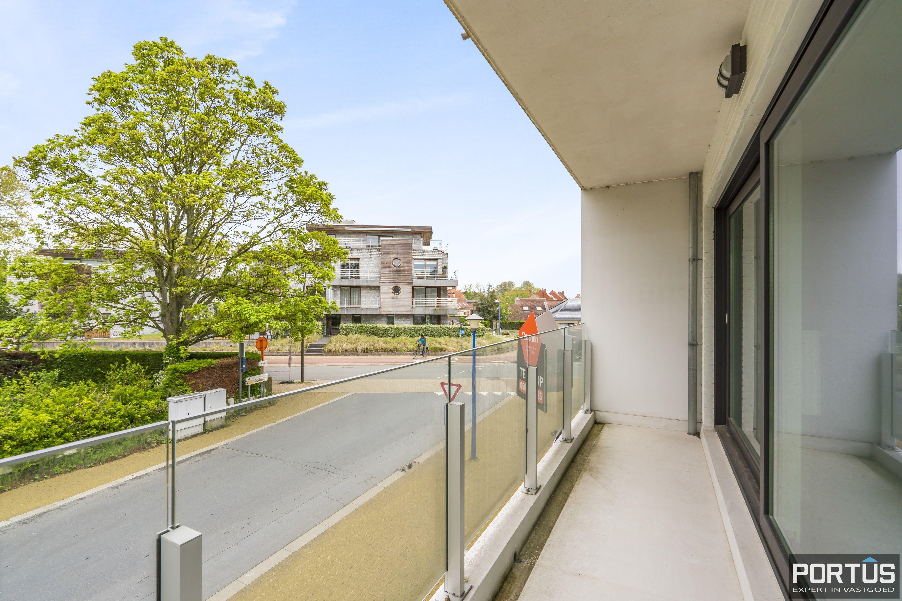 Recent hoekappartement met staanplaats te koop te Koksijde  - 13458