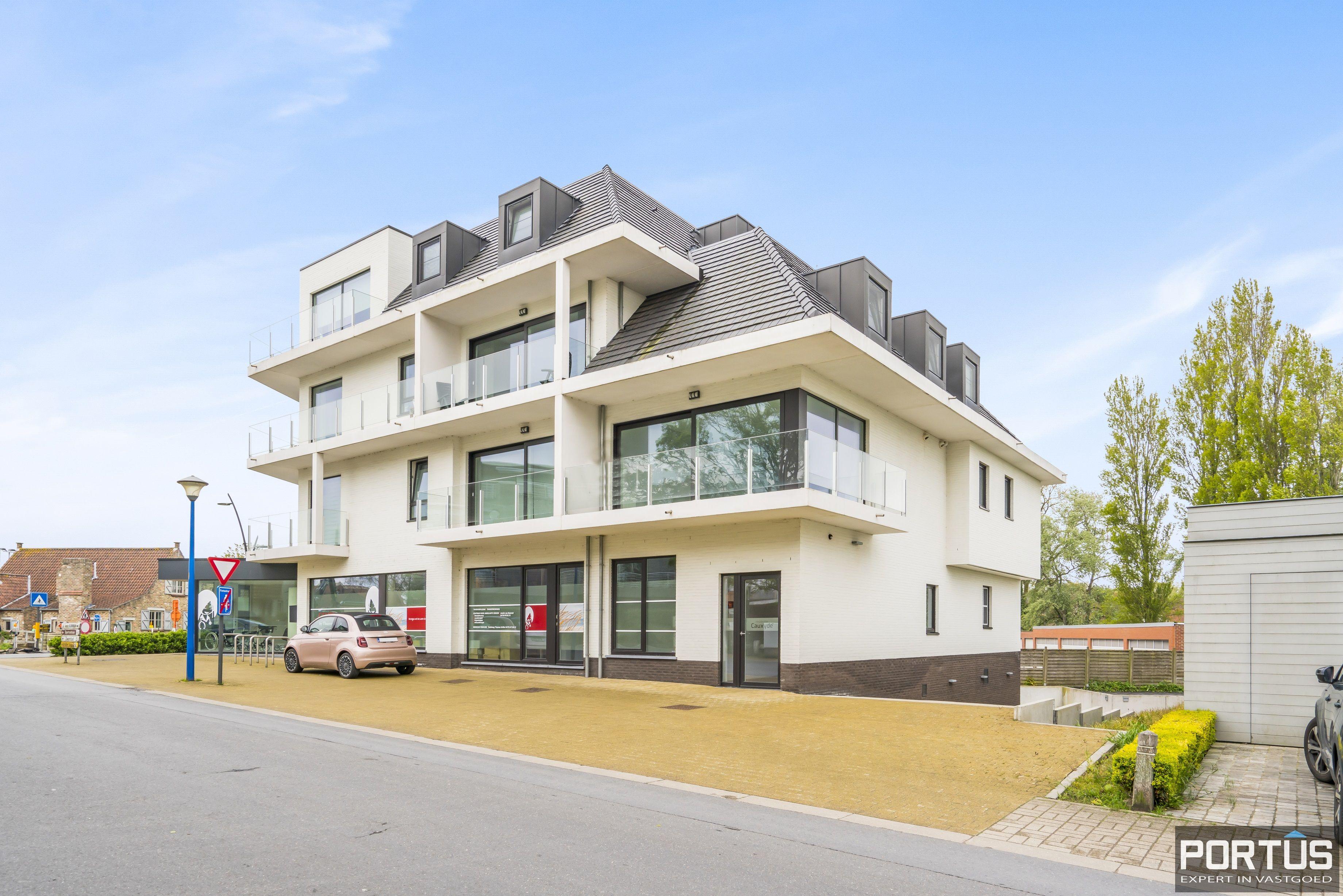 Recent hoekappartement met staanplaats te koop te Koksijde  - 13460