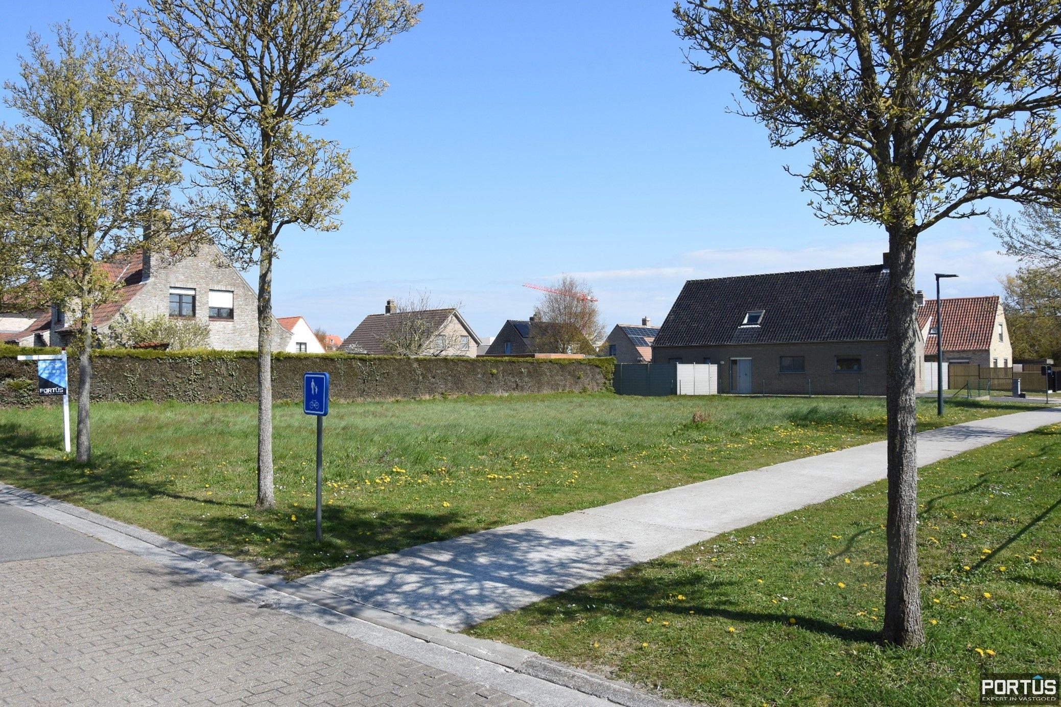 Bouwgrond te koop te Nieuwpoort - 13499