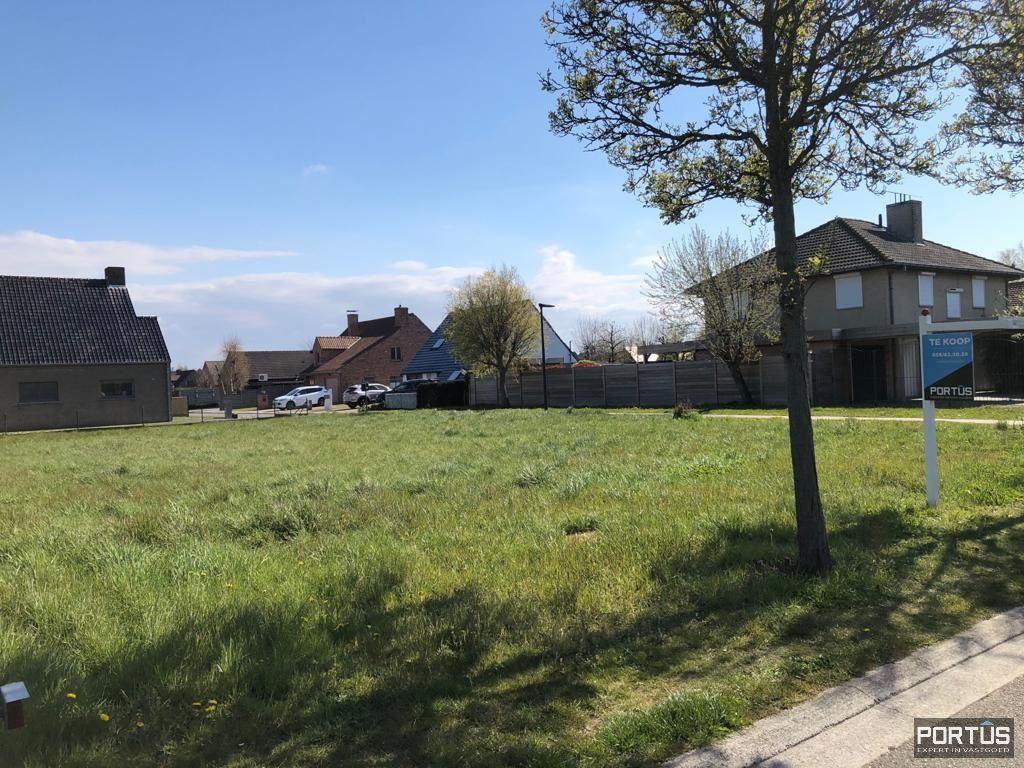 Bouwgrond te koop te Nieuwpoort