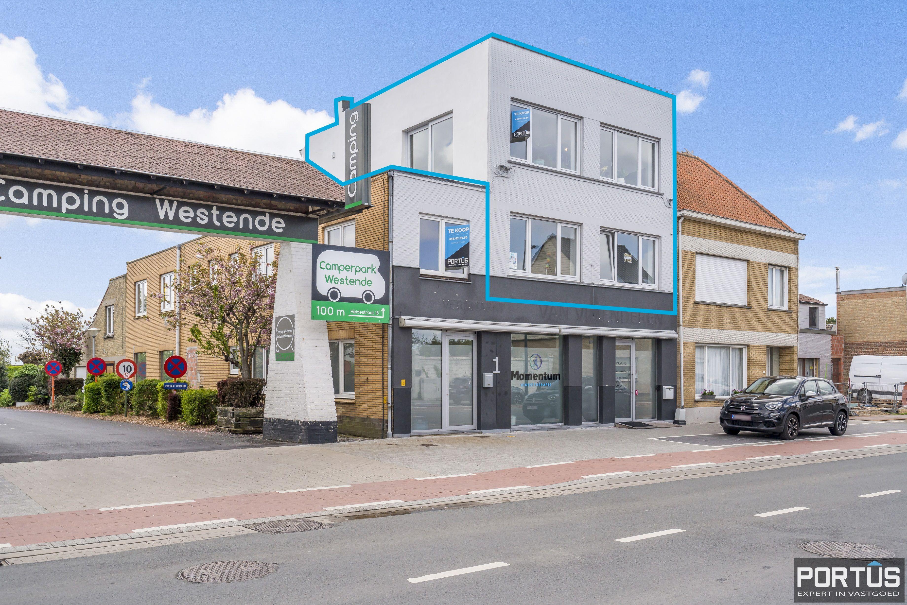 Appartement met 3 slaapkamers te koop te Westende - 13506
