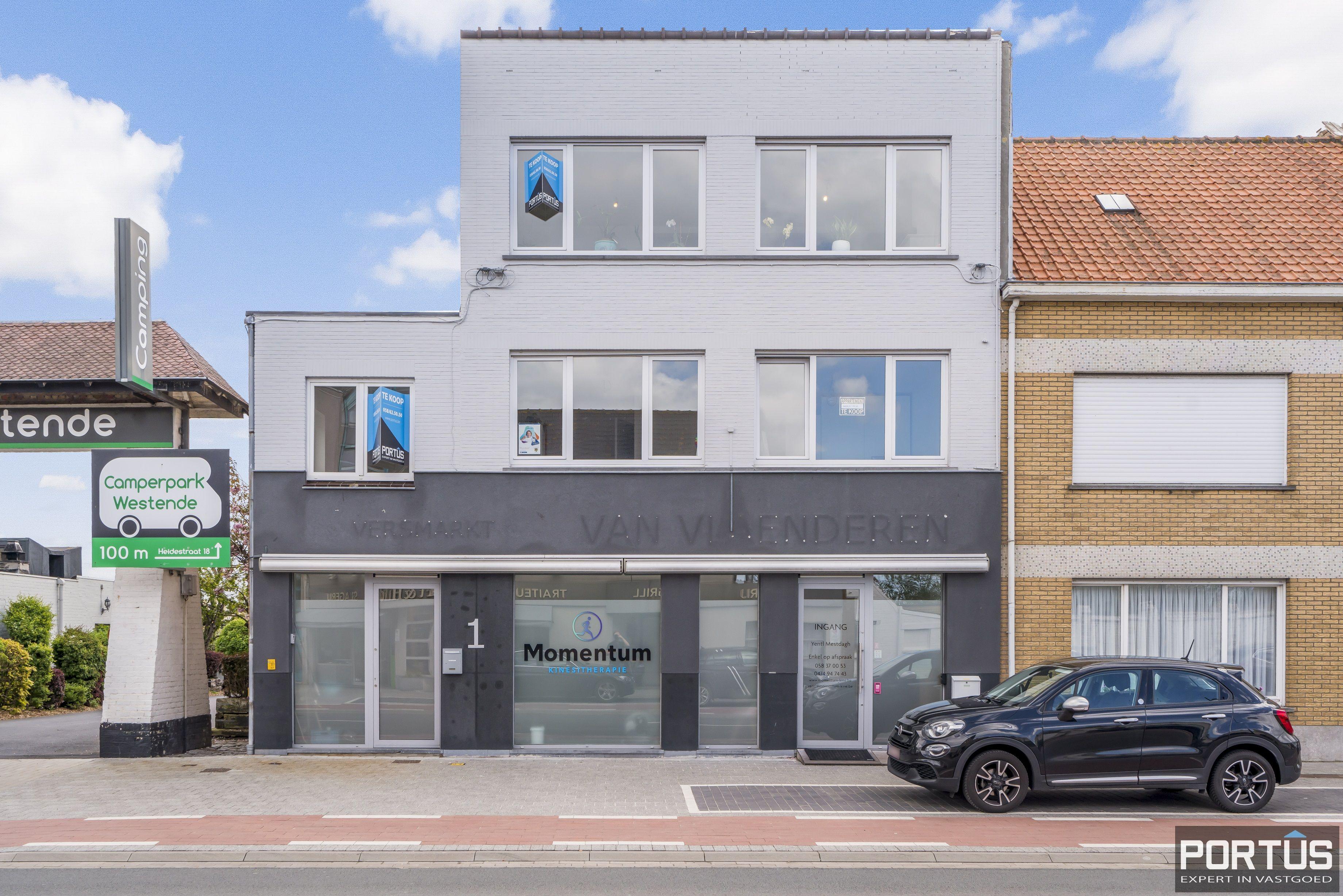 Appartement met 3 slaapkamers te koop te Westende - 13507