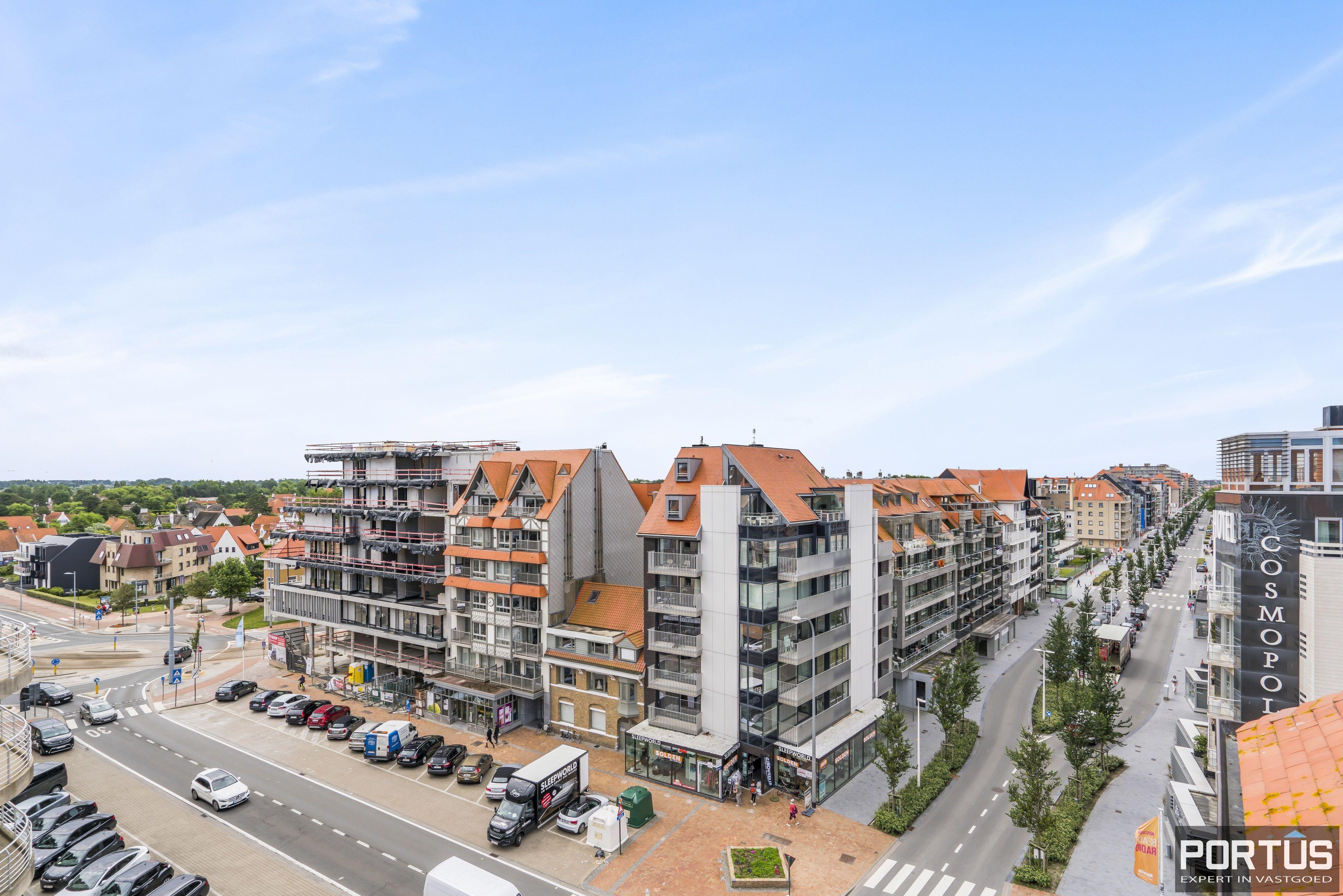 Penthouse met zeezicht te koop in Nieuwpoort-Bad - 13573