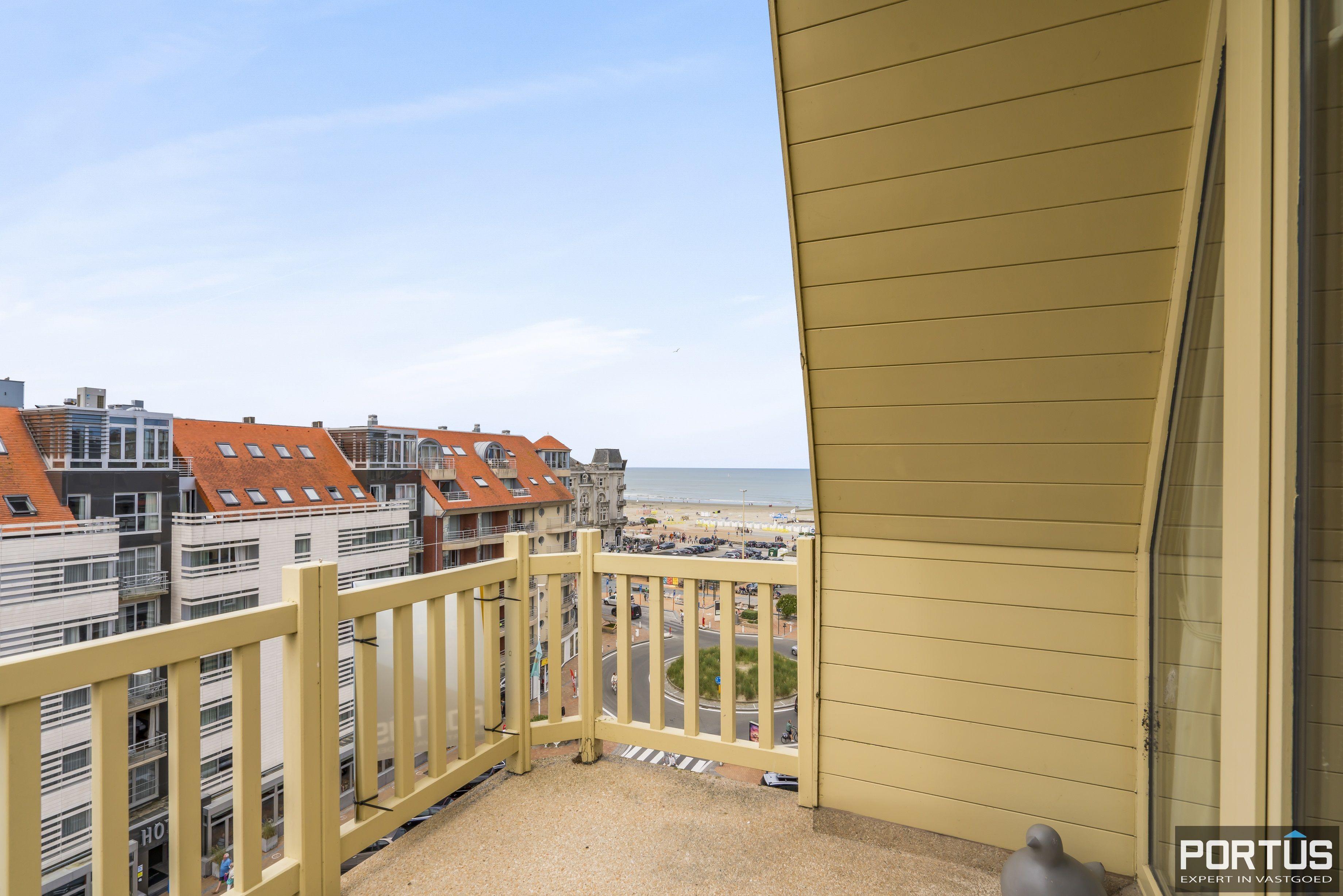 Penthouse met zeezicht te koop in Nieuwpoort-Bad - 13575
