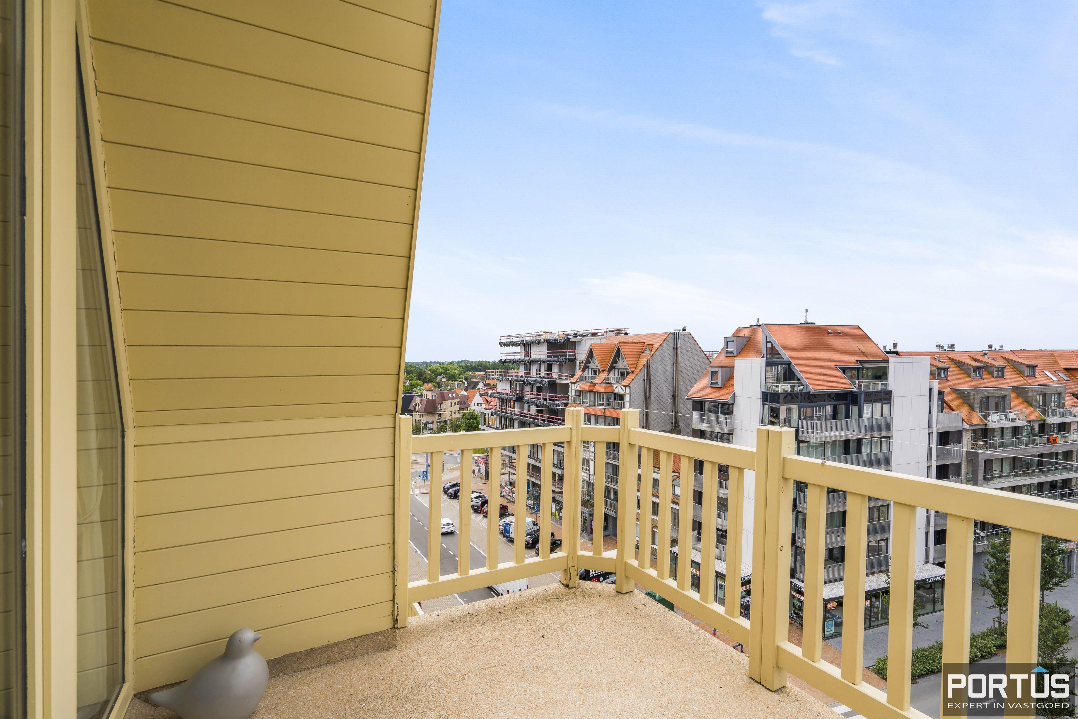 Penthouse met zeezicht te koop in Nieuwpoort-Bad - 13576