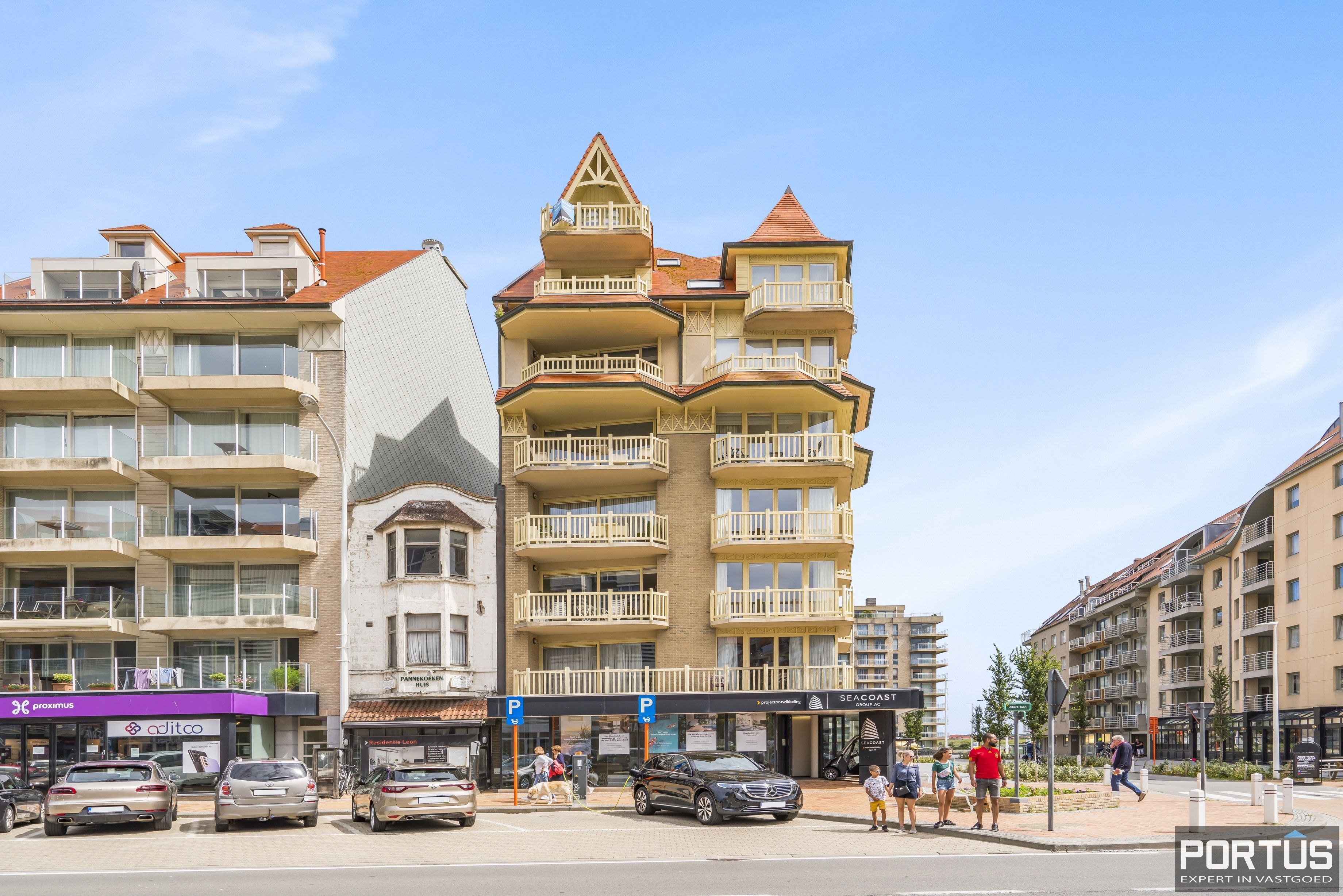 Penthouse met zeezicht te koop in Nieuwpoort-Bad - 13581