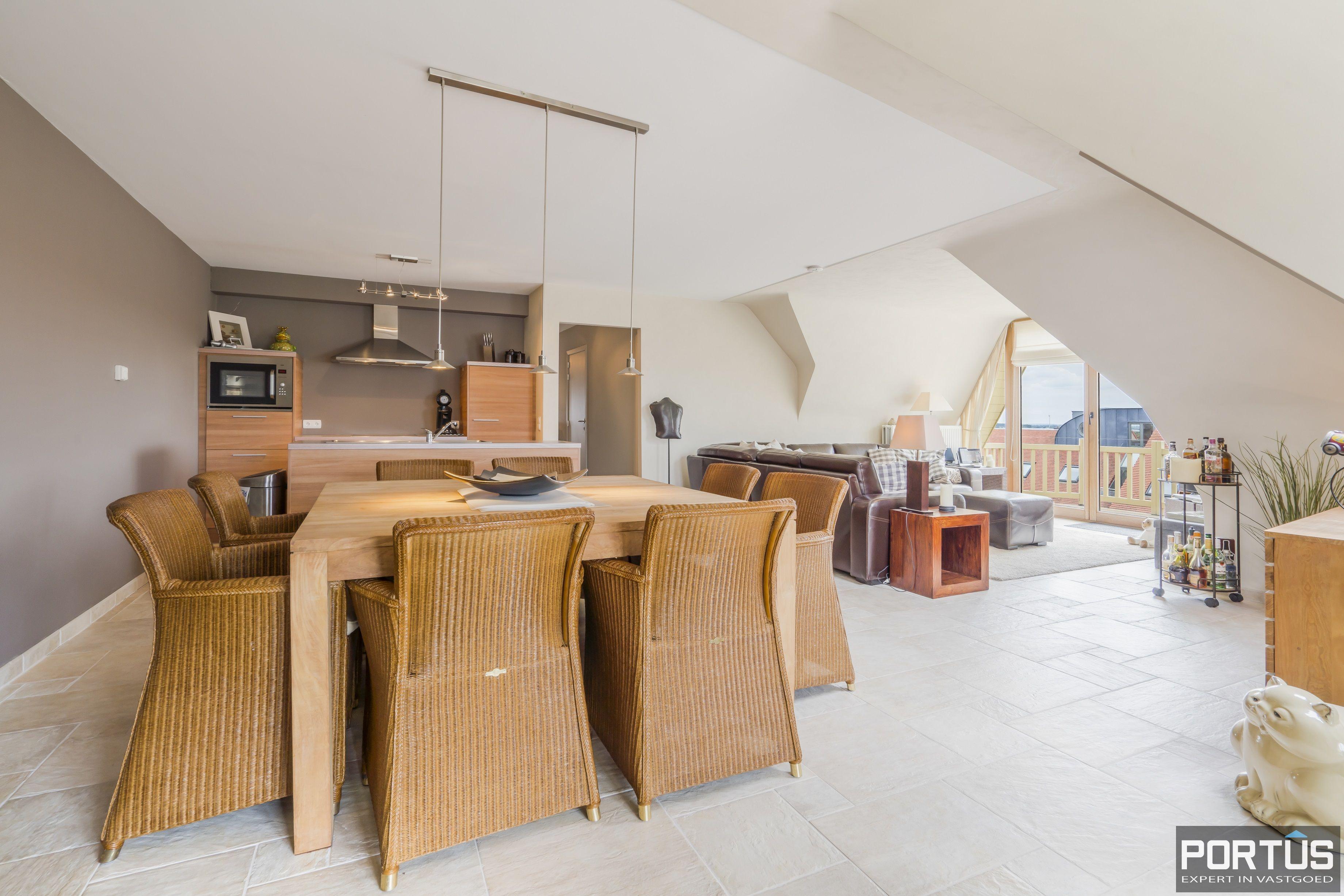 Penthouse met zeezicht te koop in Nieuwpoort-Bad - 13585