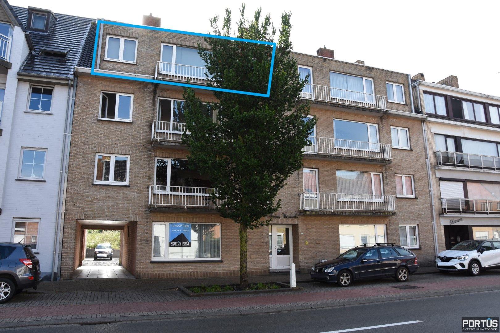 Appartement met bijhorende studio te koop te Nieuwpoort
