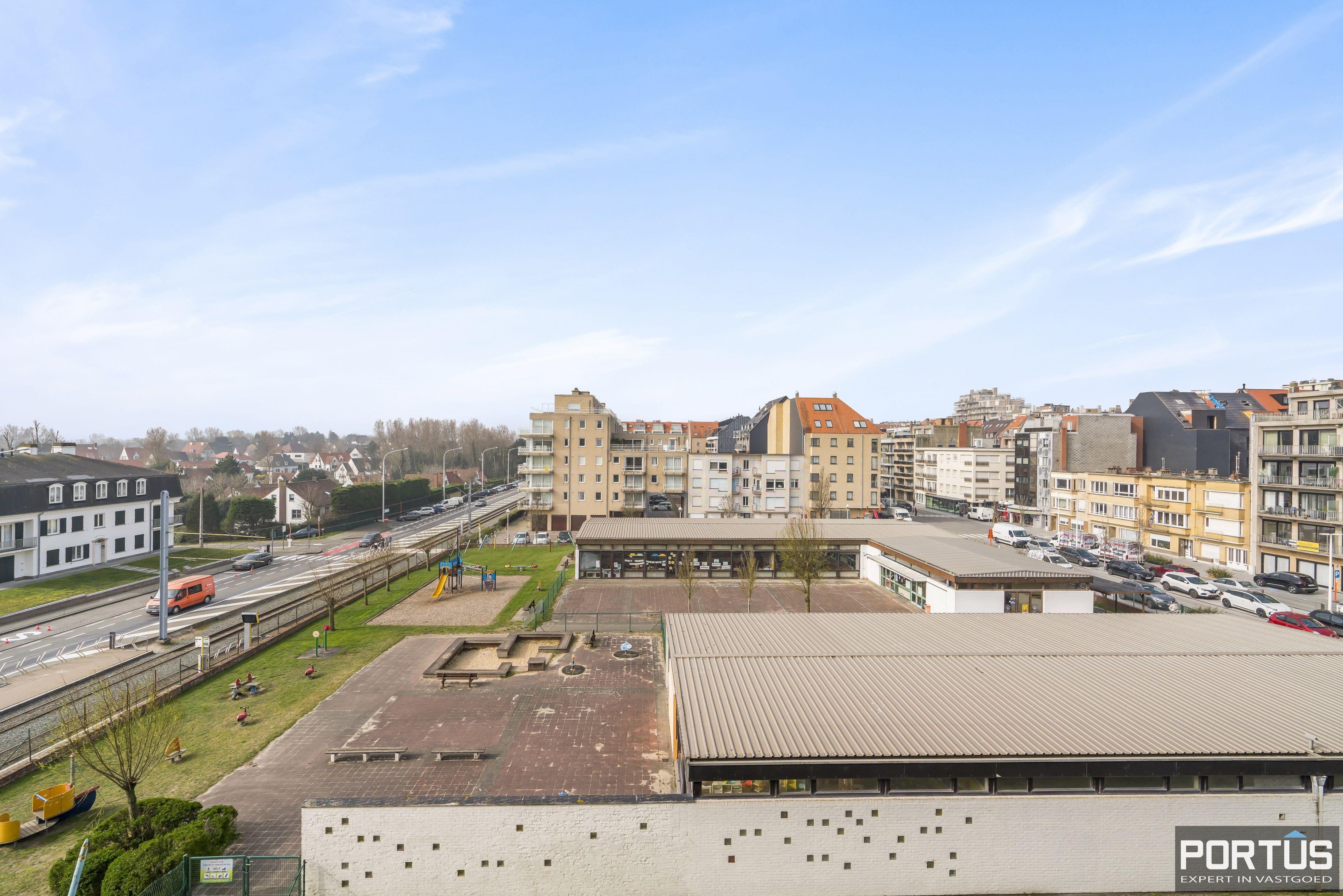 Instapklare zongerichte studio met slaaphoek te koop te Nieuwpoort - 13694