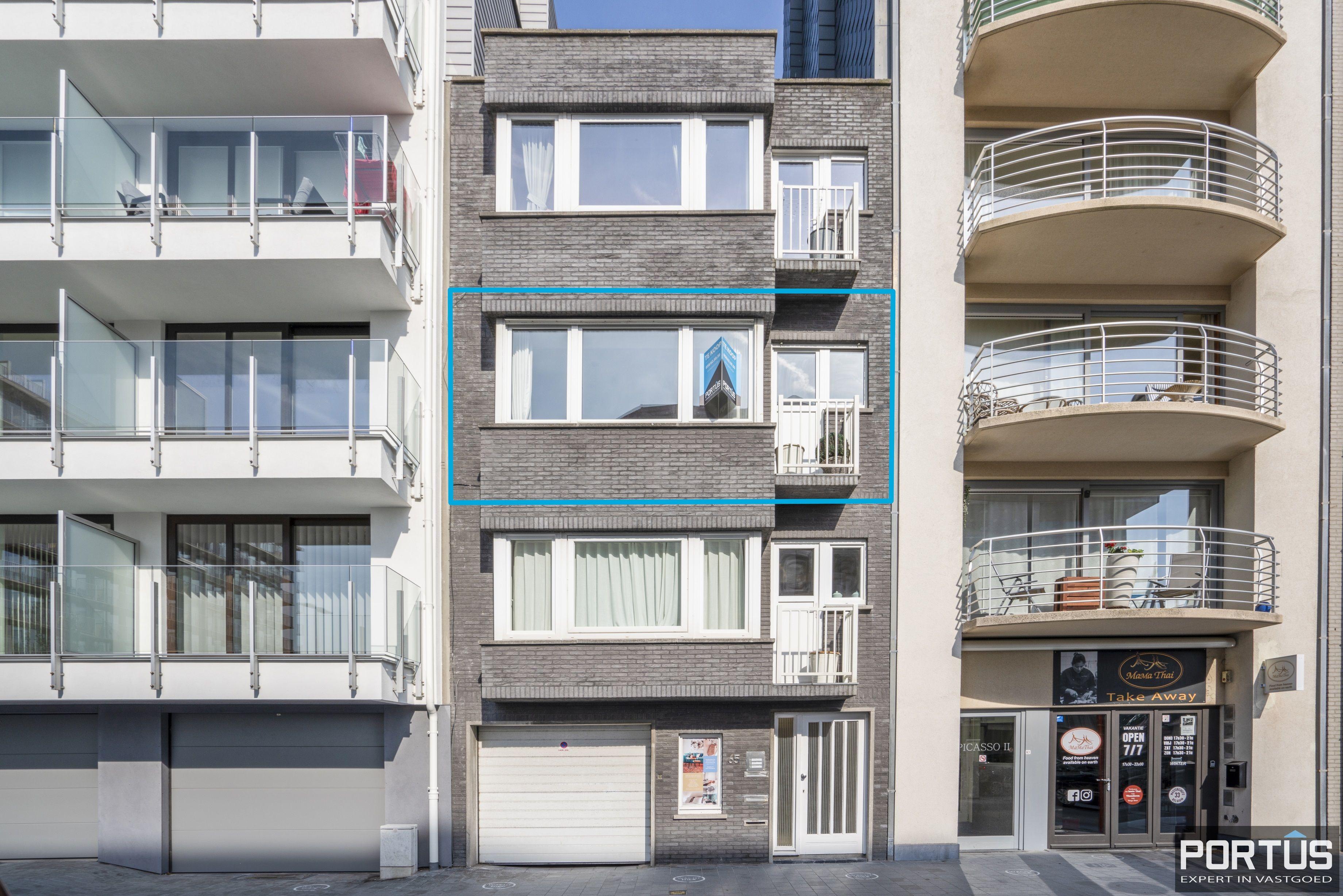 Appartement met 3 slaapkamers te koop te Nieuwpoort-Bad - 13781