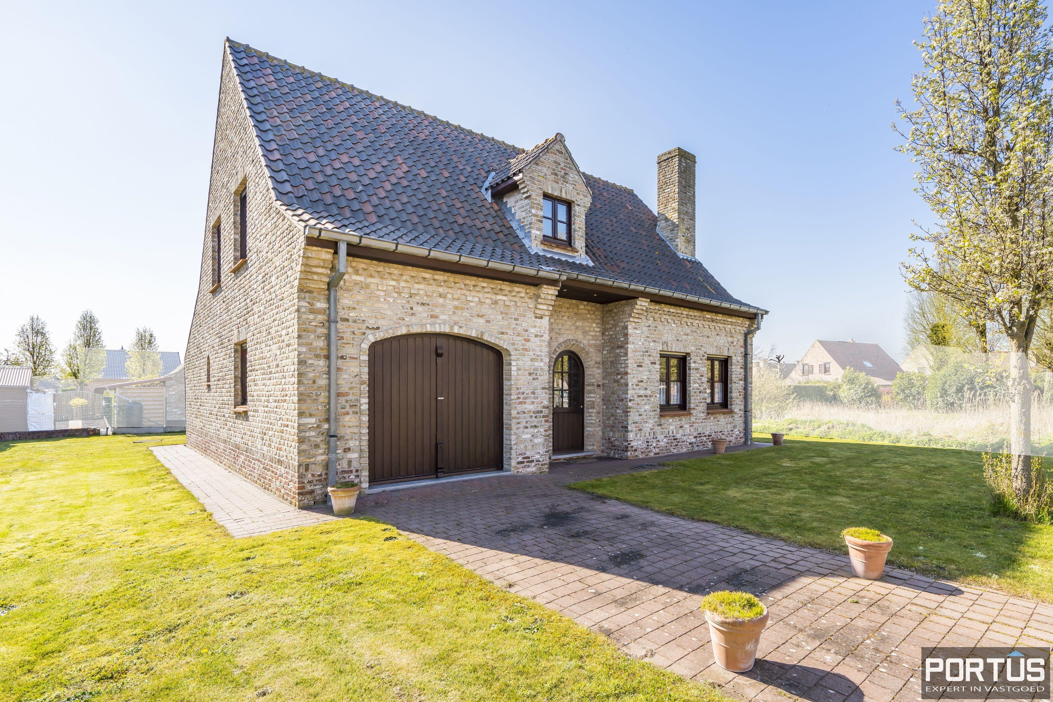 Woning te koop met 4 slaapkamers te Oostduinkerke - 13734