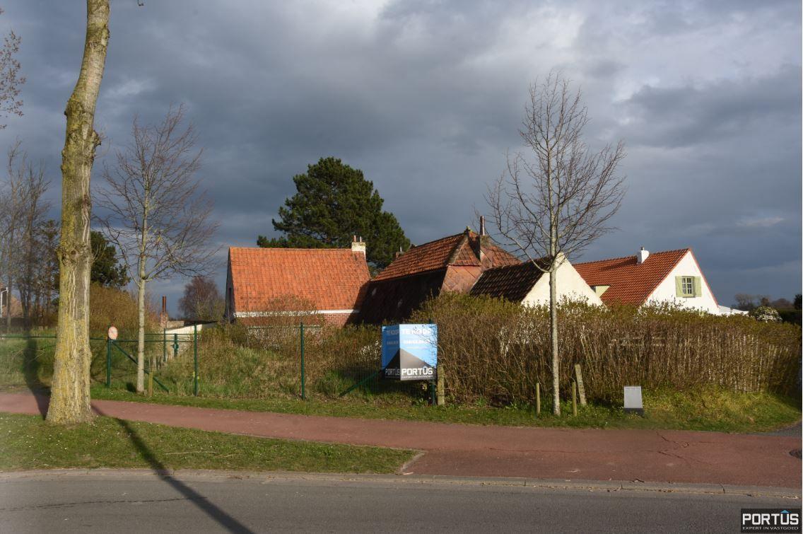 Uniek perceel grond te koop te Koksijde - 13814