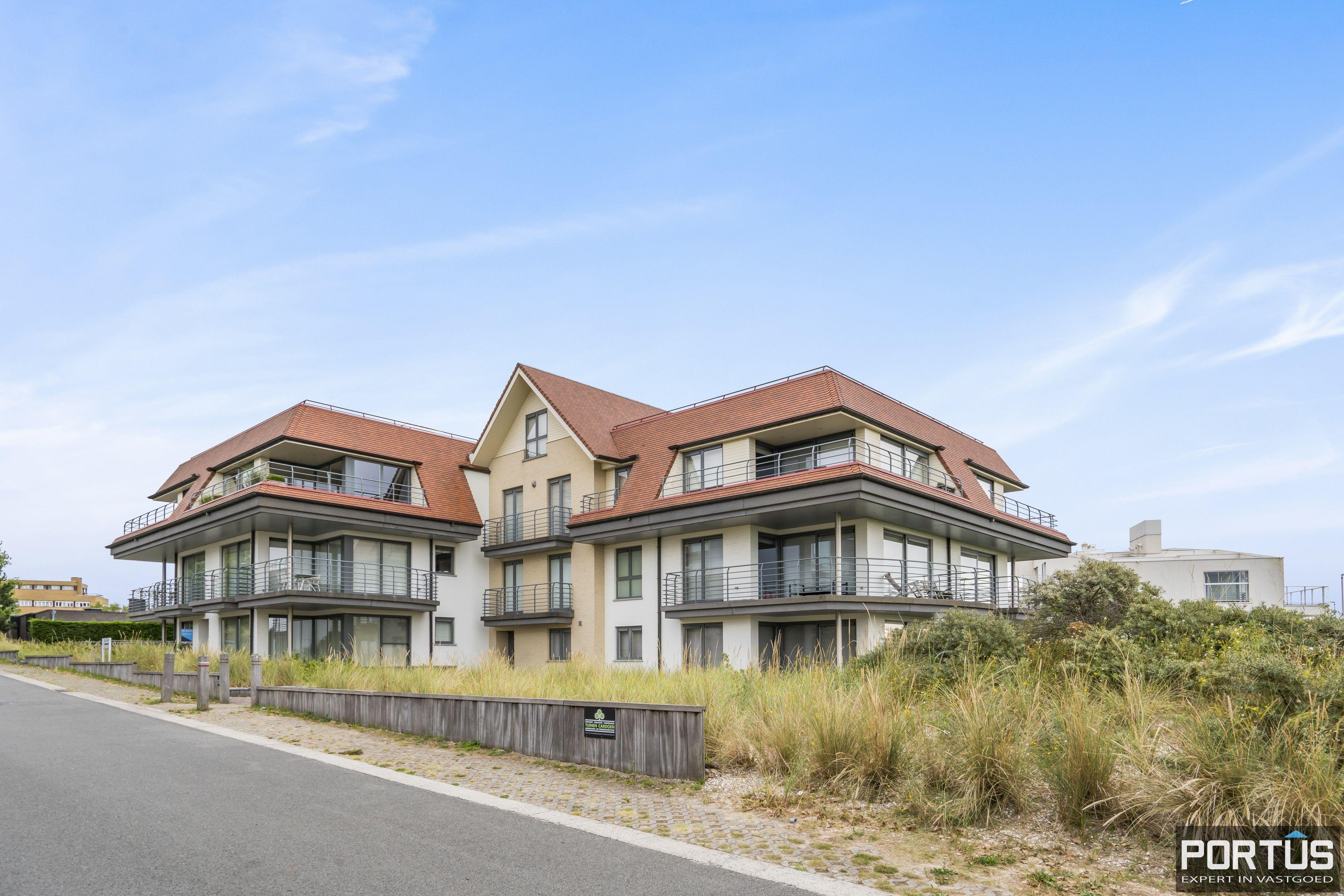 Gelijkvloers appartement met rustige ligging te koop te Oostduinkerke - 13818