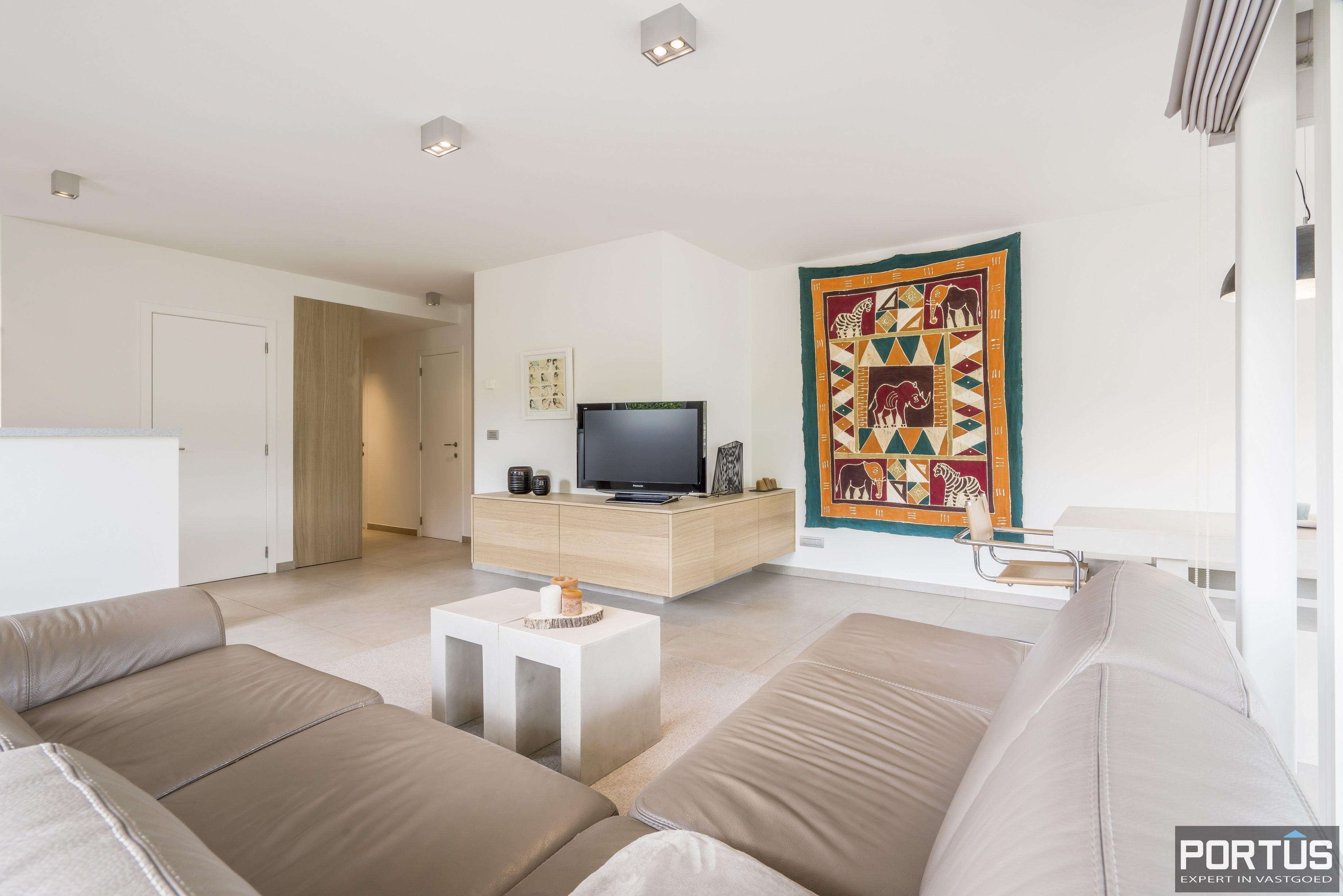 Gelijkvloers appartement met rustige ligging te koop te Oostduinkerke - 13823