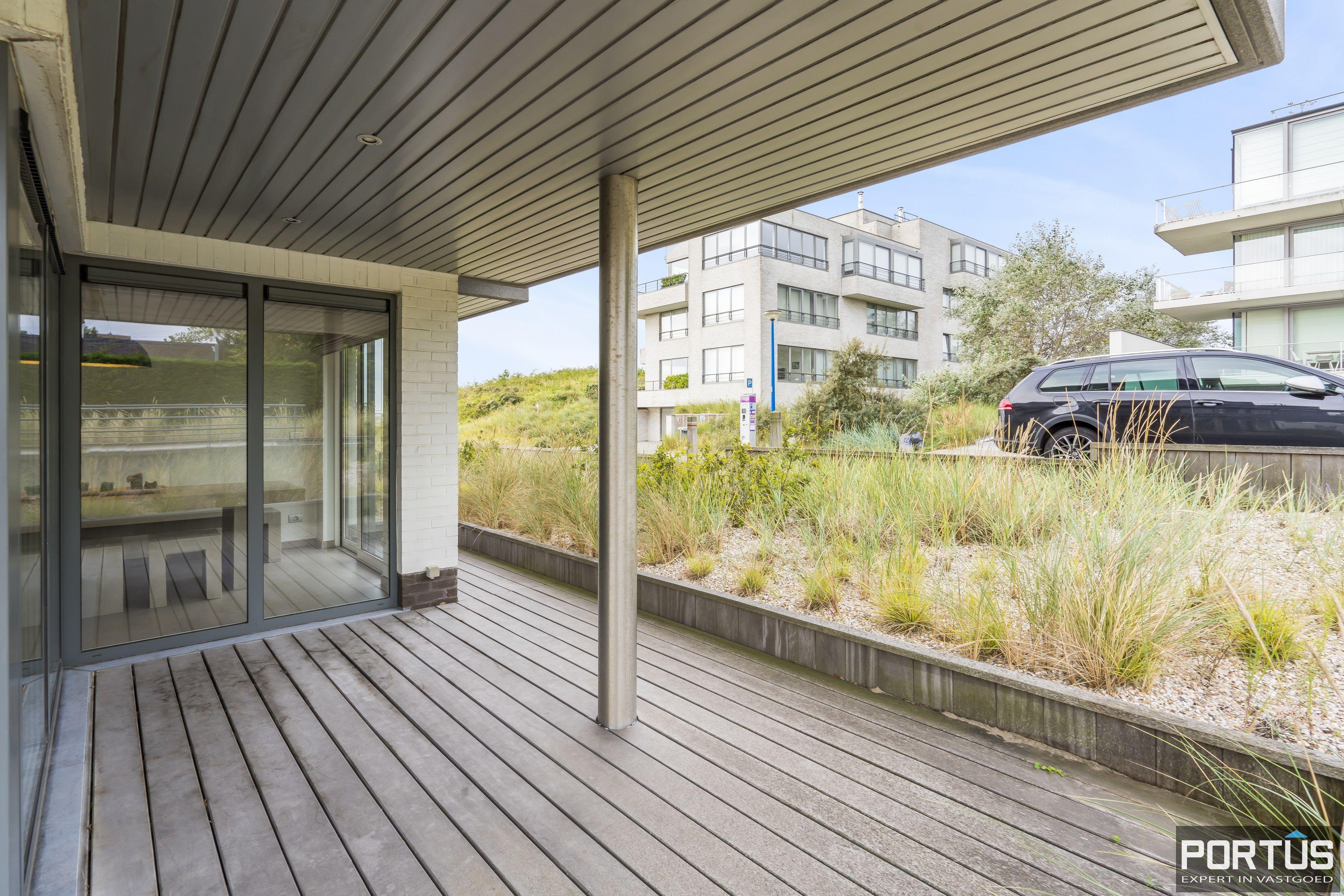 Gelijkvloers appartement met rustige ligging te koop te Oostduinkerke - 13834