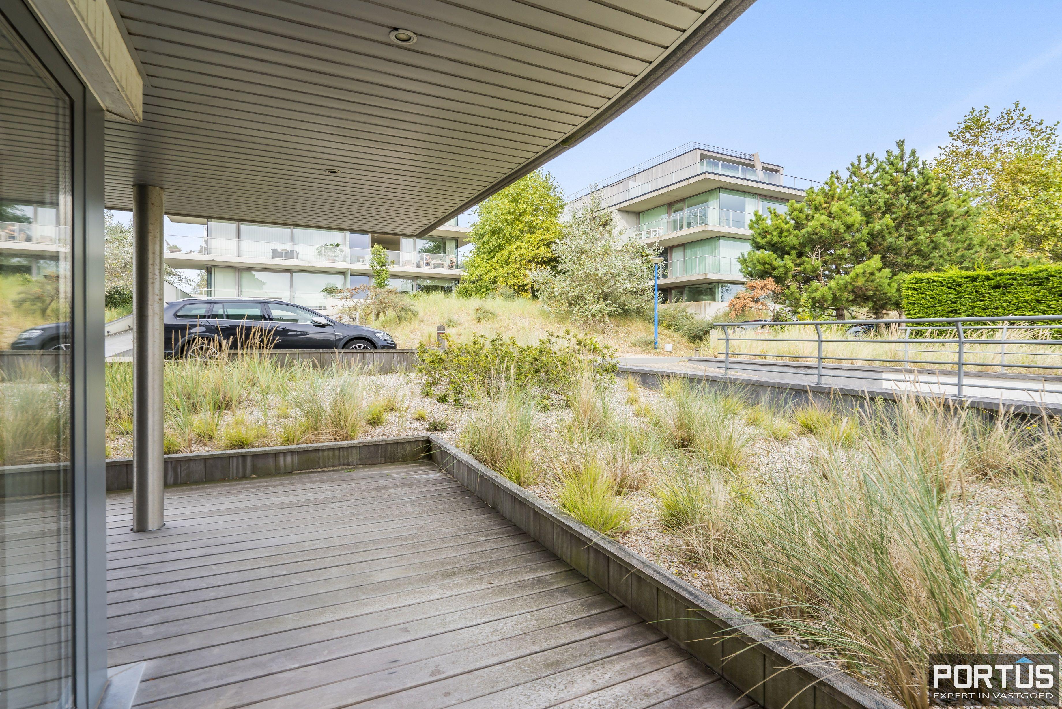 Gelijkvloers appartement met rustige ligging te koop te Oostduinkerke - 13835