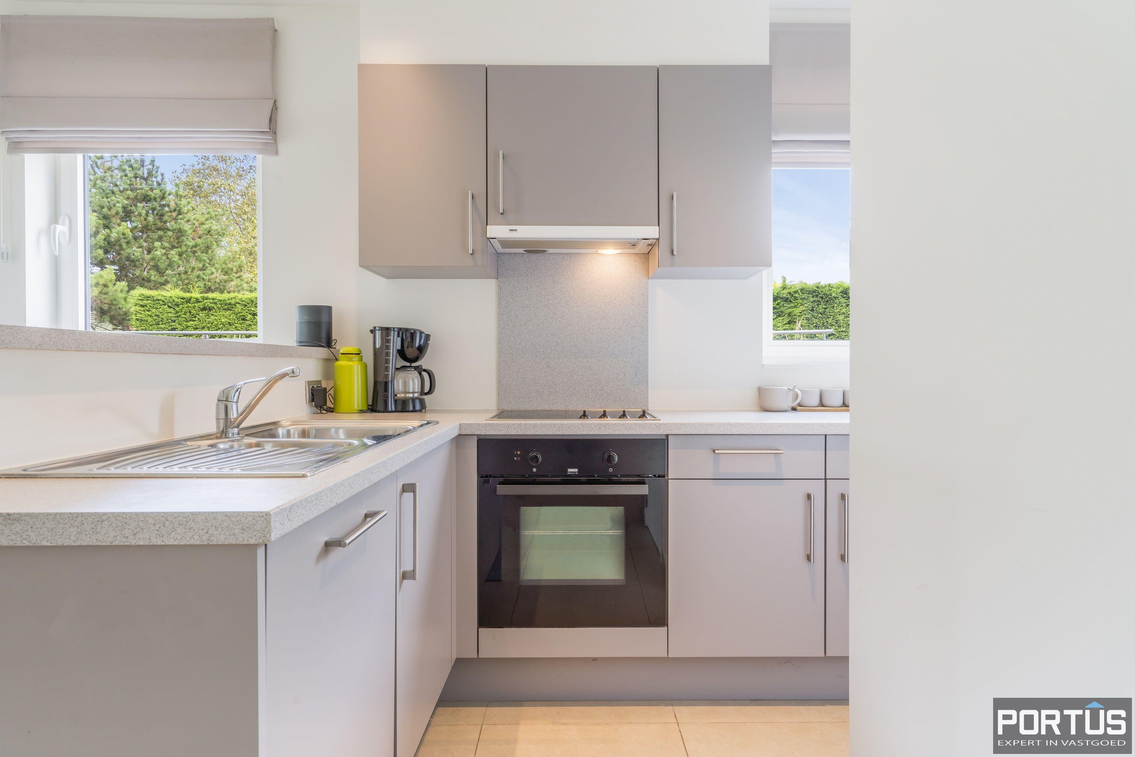Gelijkvloers appartement met rustige ligging te koop te Oostduinkerke - 13870