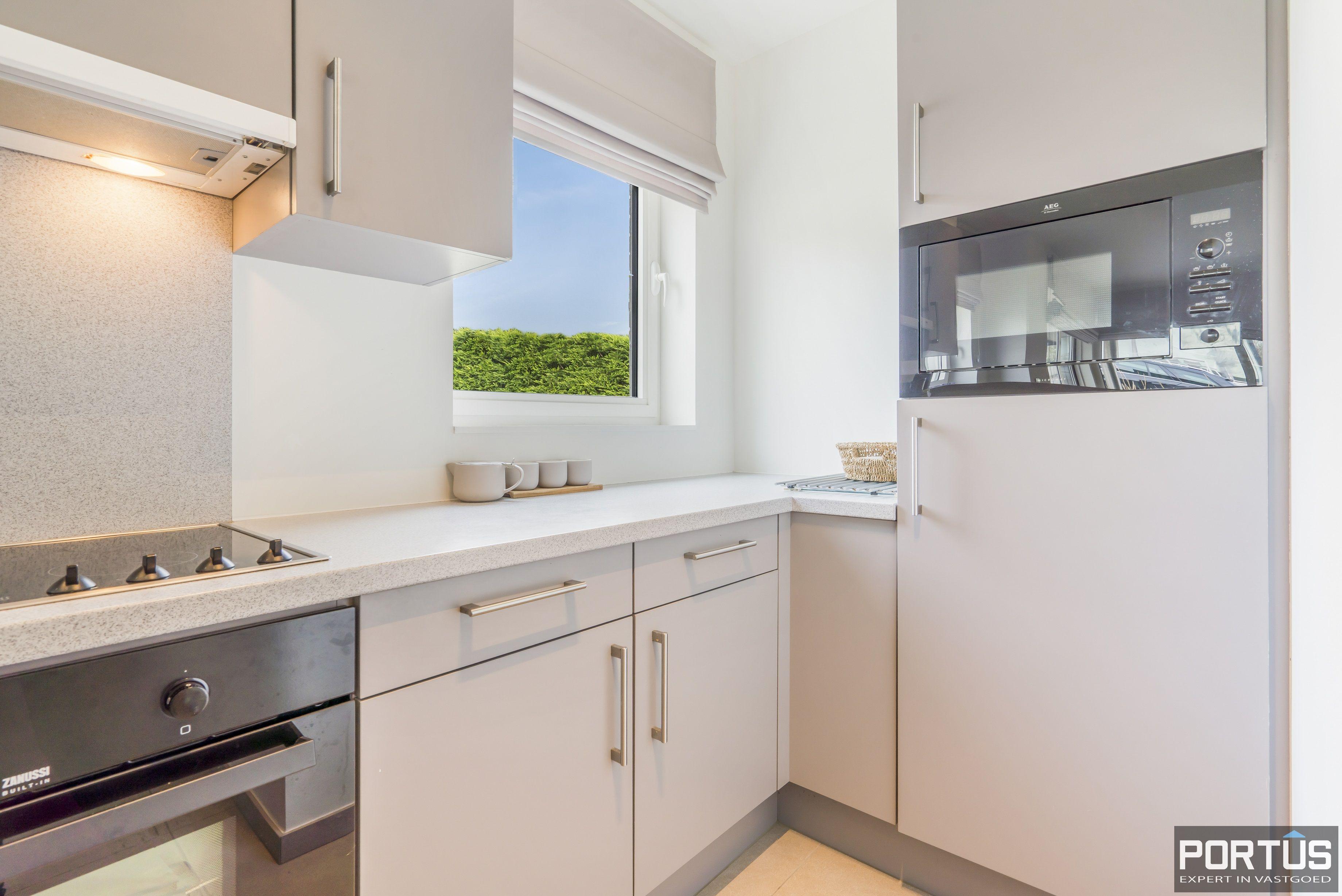 Gelijkvloers appartement met rustige ligging te koop te Oostduinkerke - 13871