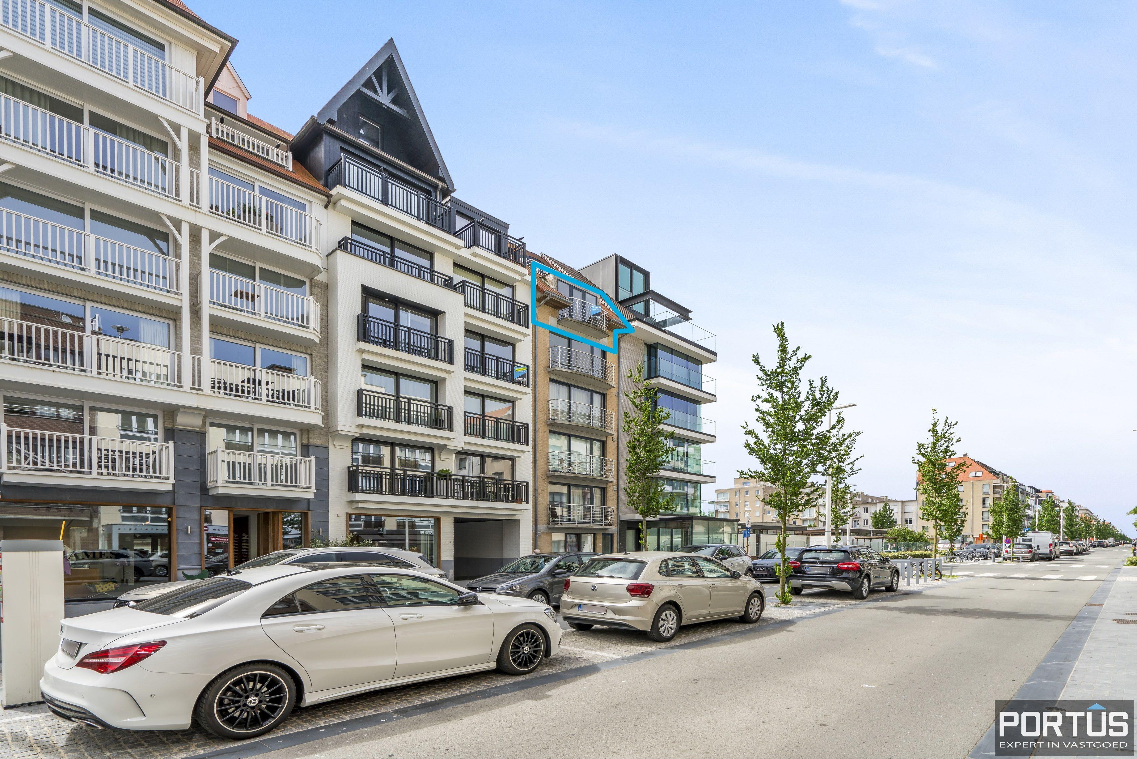 Appartement op wandelafstand van het strand te koop te Nieuwpoort-Bad - 13879