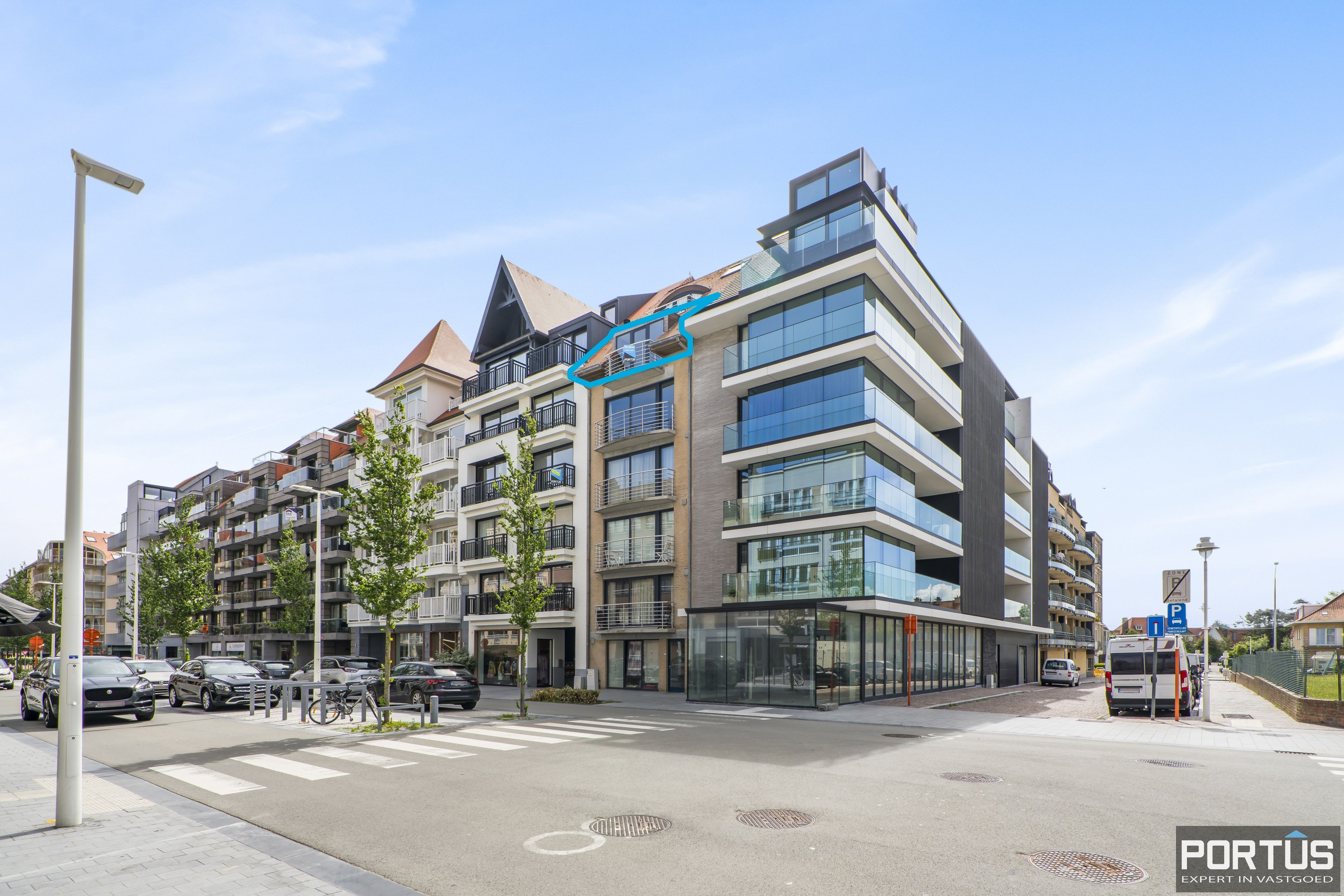 Appartement op wandelafstand van het strand te koop te Nieuwpoort-Bad - 13880