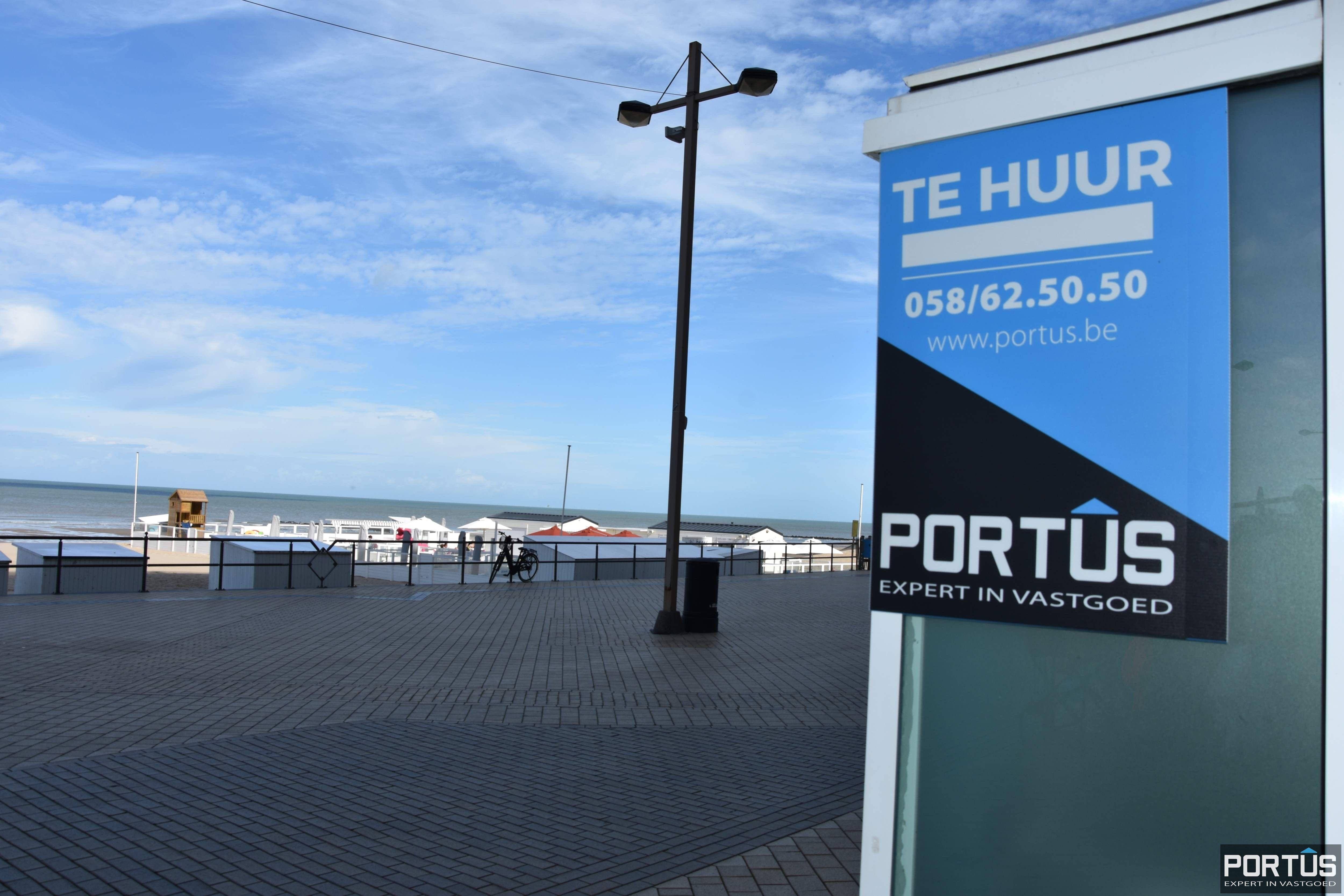 Zeer ruim handelspand te huur op de zeedijk van Middelkerke - 13941