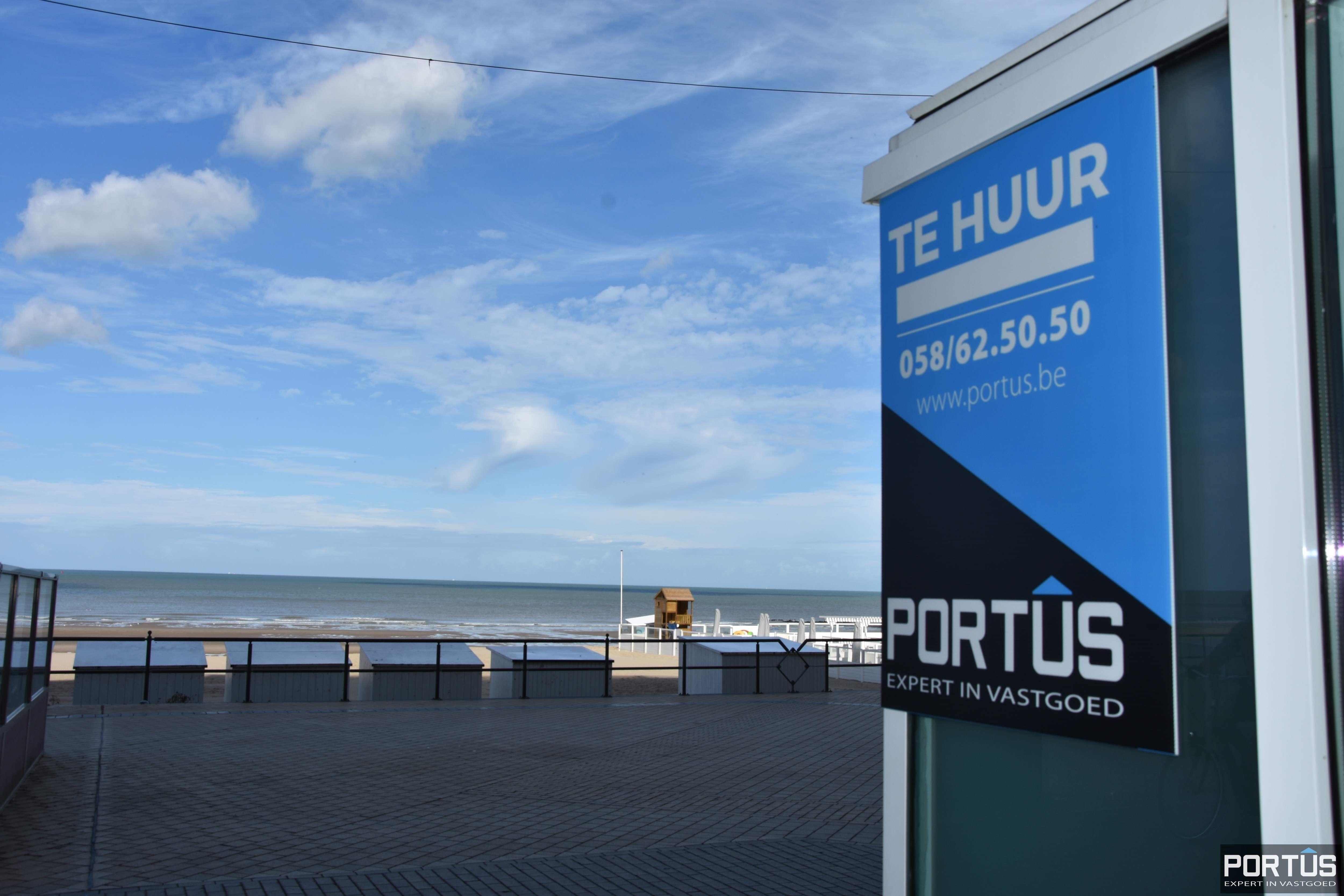 Zeer ruim handelspand te huur op de zeedijk van Middelkerke - 13942