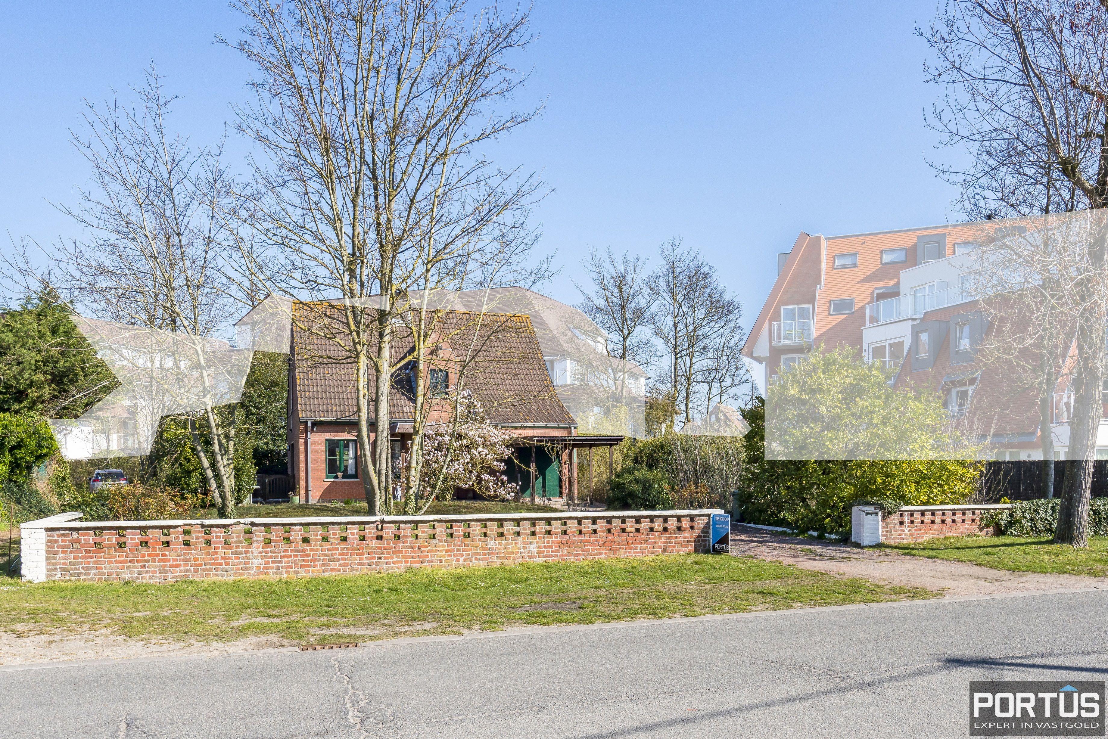 Villa te koop met 3 slaapkamers te Nieuwpoort - 14011
