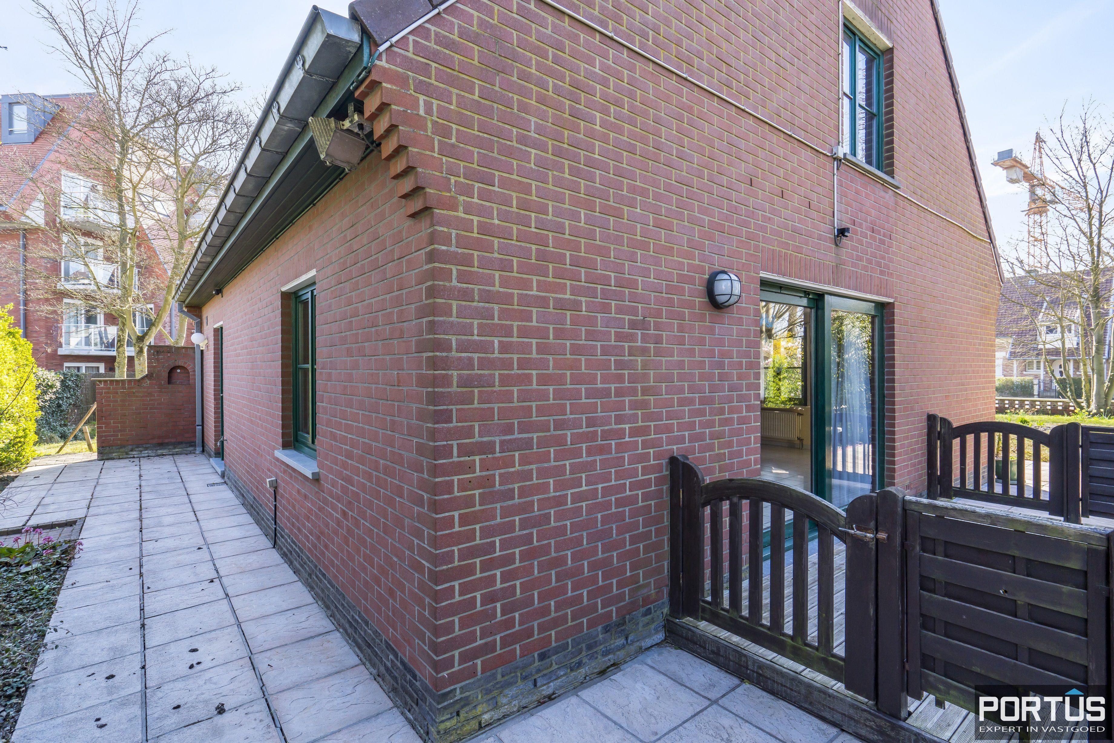 Villa te koop met 3 slaapkamers te Nieuwpoort - 14027