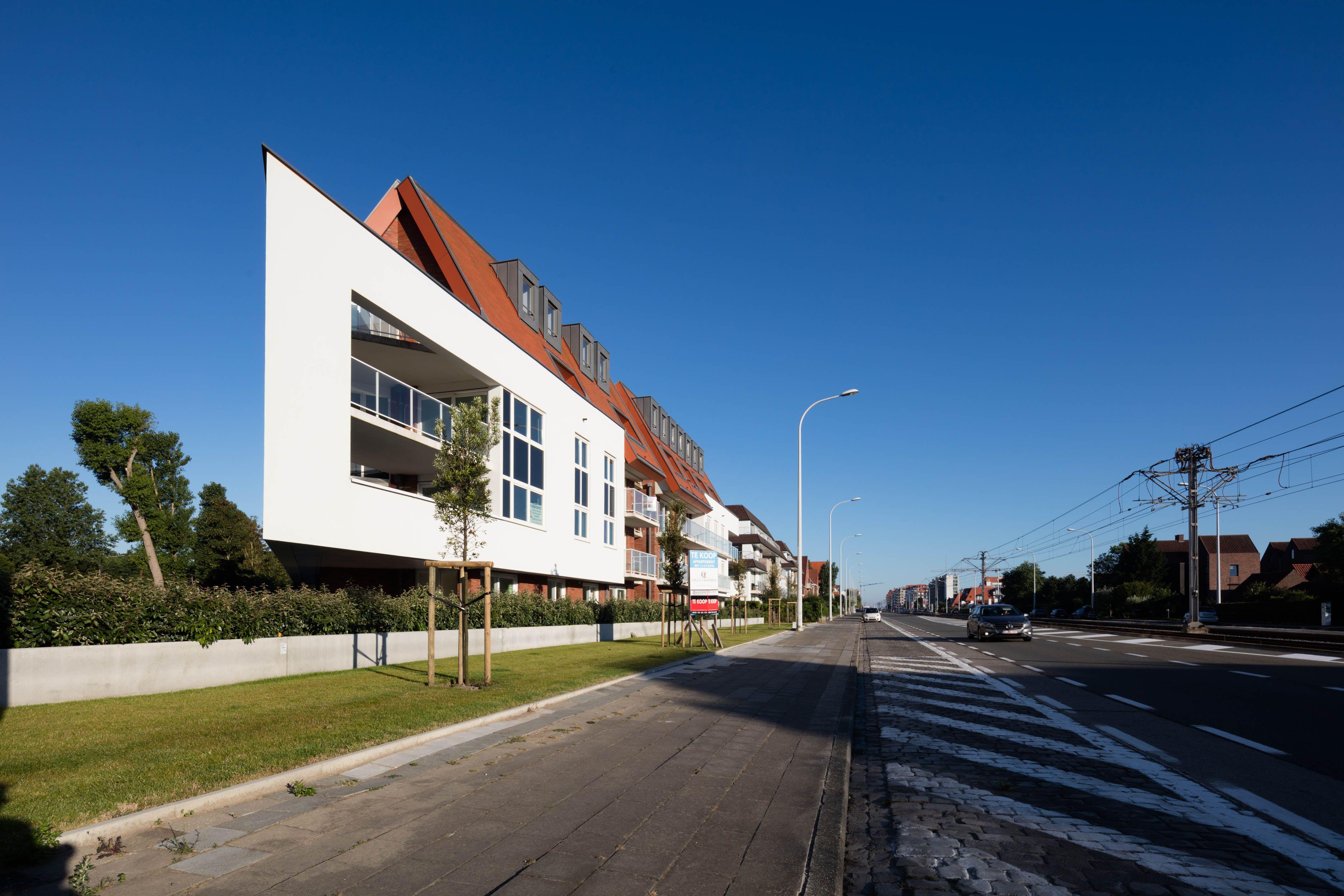Appartement Residentie Villa Crombez Nieuwpoort - 3657