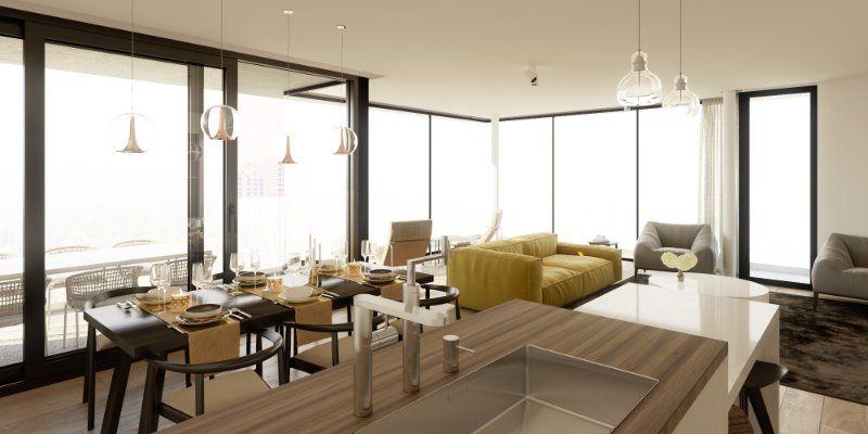 Luxe appartement Nieuwpoort - 1289