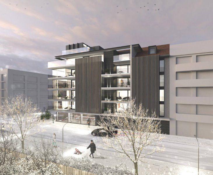 Luxe appartement Nieuwpoort