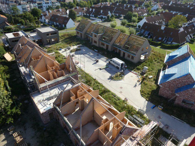 Nieuwbouw woning Gustaaf Buffelstraat Nieuwpoort - 2539