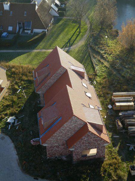 Nieuwbouw woning Gustaaf Buffelstraat Nieuwpoort - 2553
