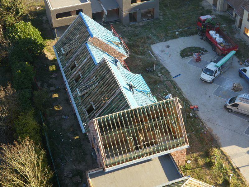Nieuwbouw woning Gustaaf Buffelstraat Nieuwpoort - 2555